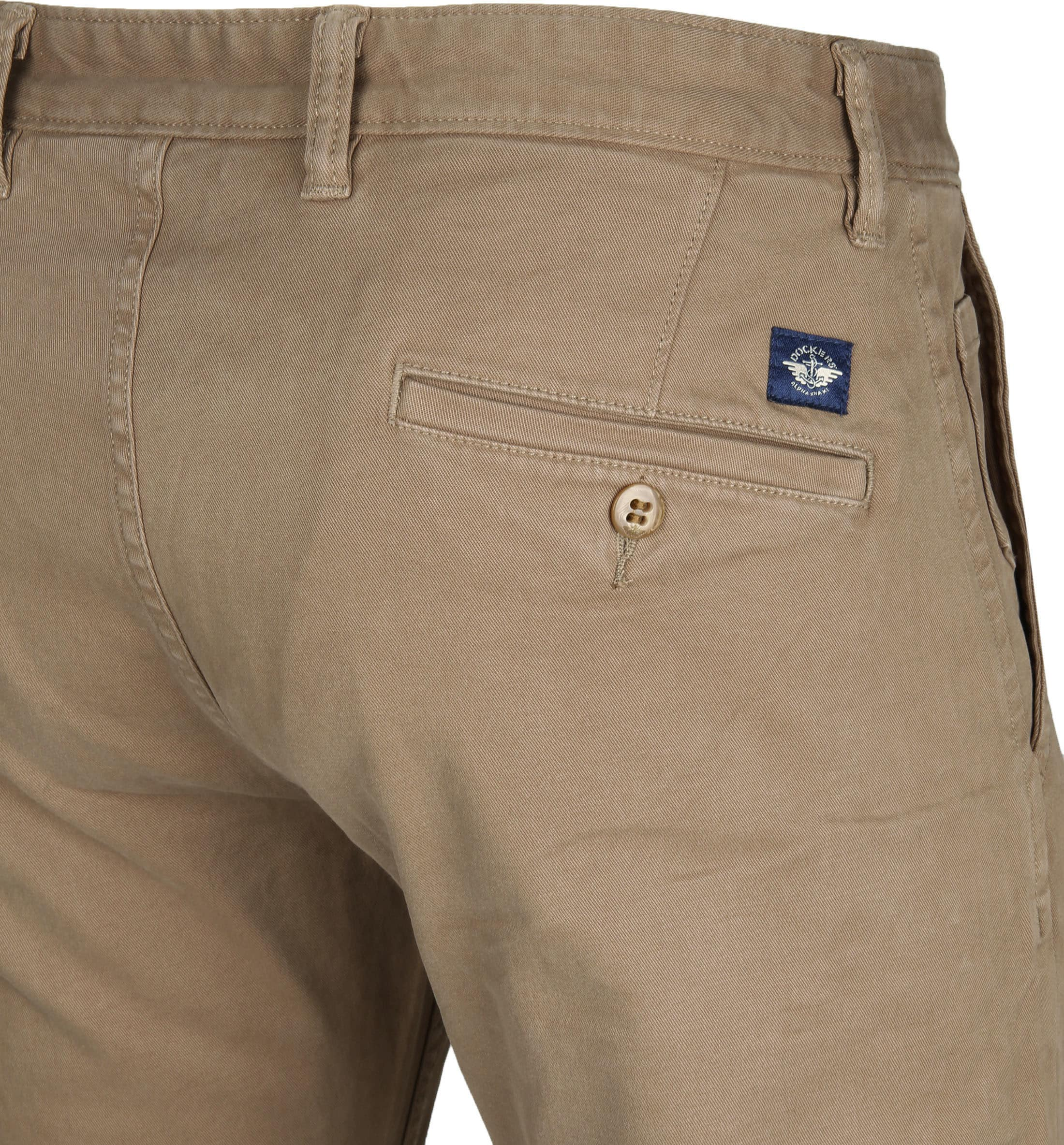 Dockers Alpha Chino Tapered Khaki foto 3