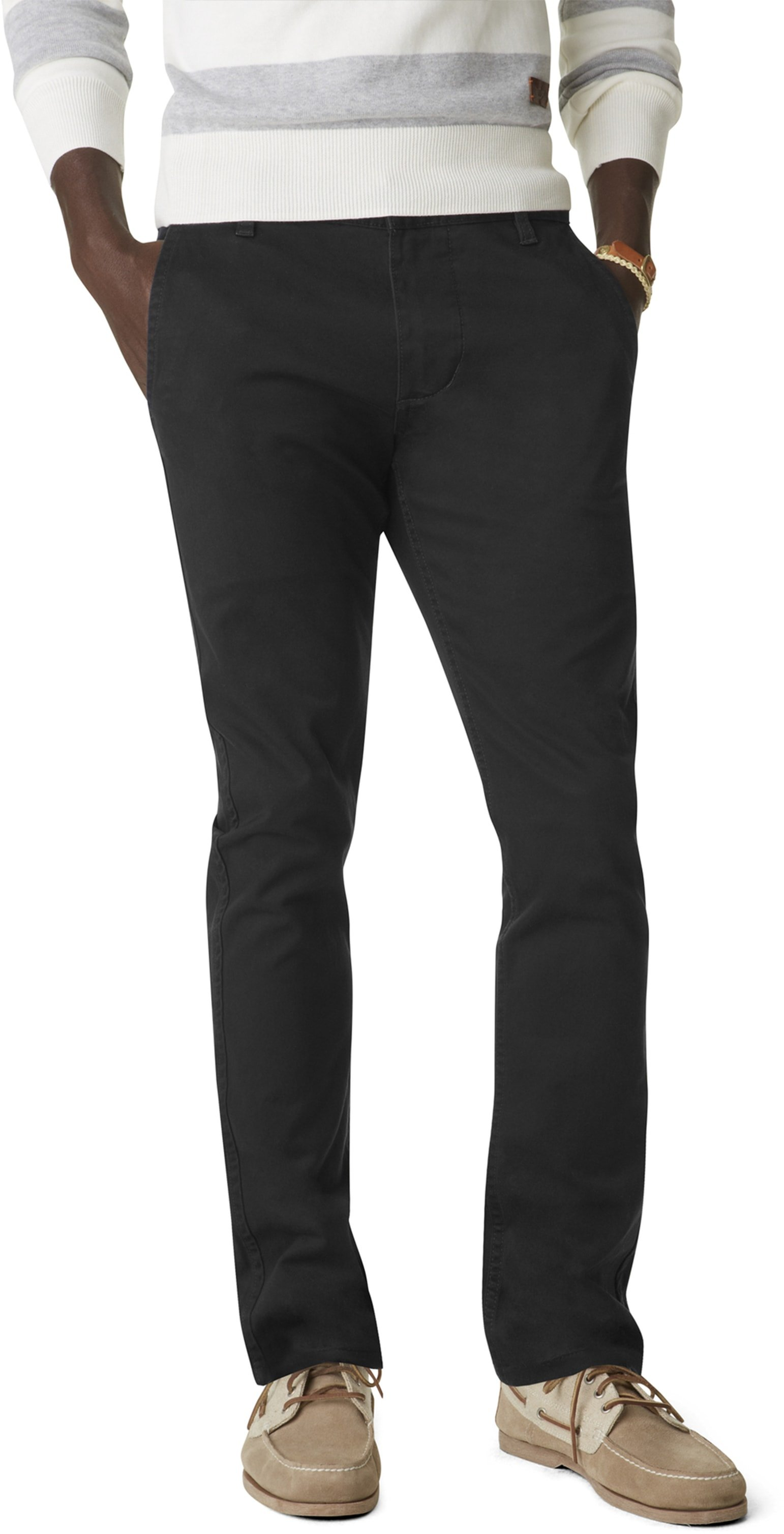 Dockers Alpha Skinny Black photo 4