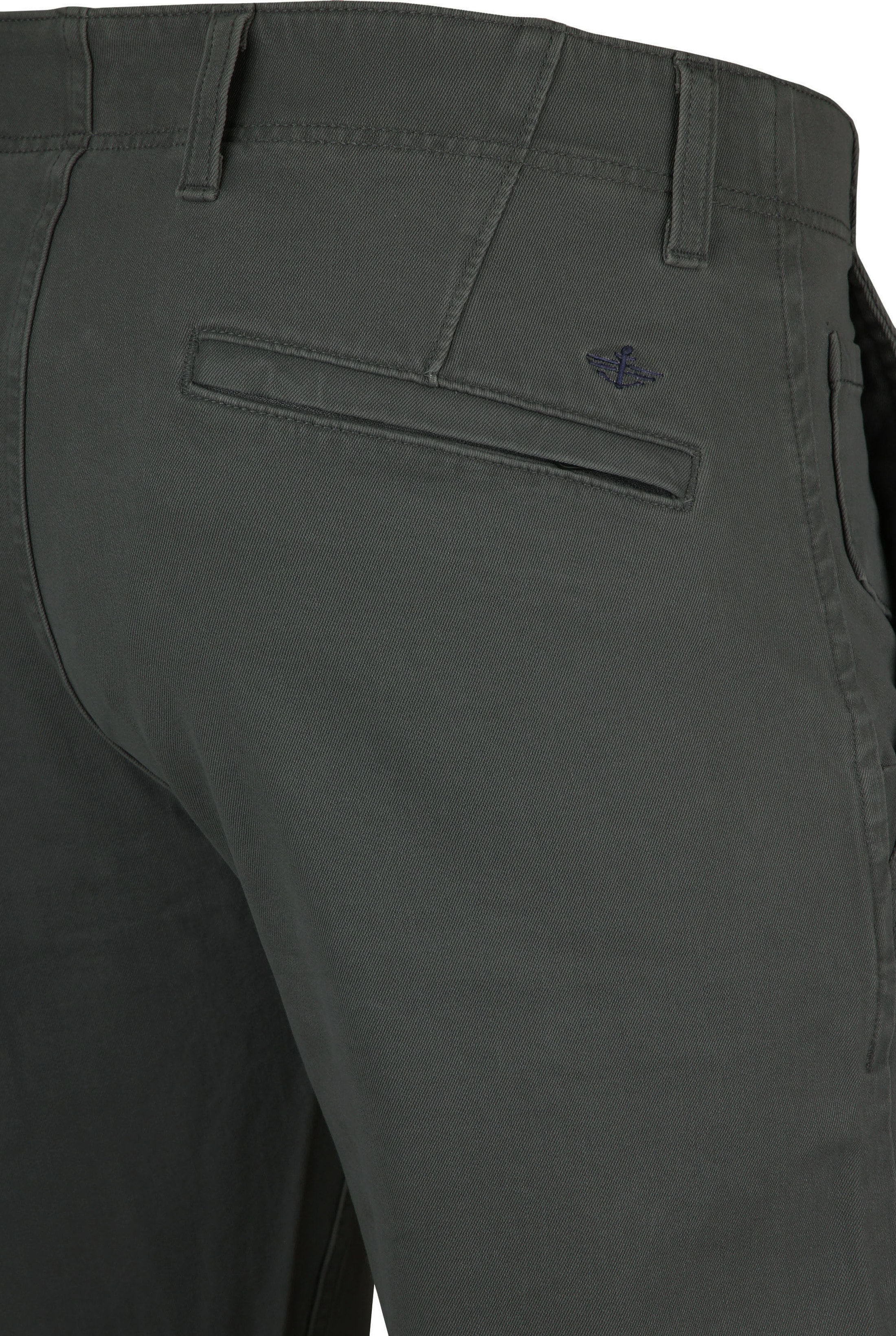 Dockers Alpha Skinny Chino 360 Flex Antraciet foto 2
