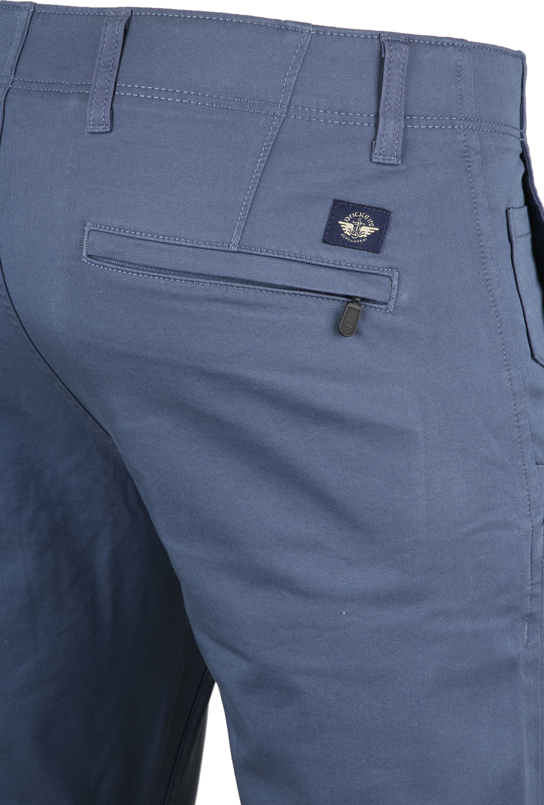 Dockers Alpha Skinny Chino 360 Flex Blue foto 3