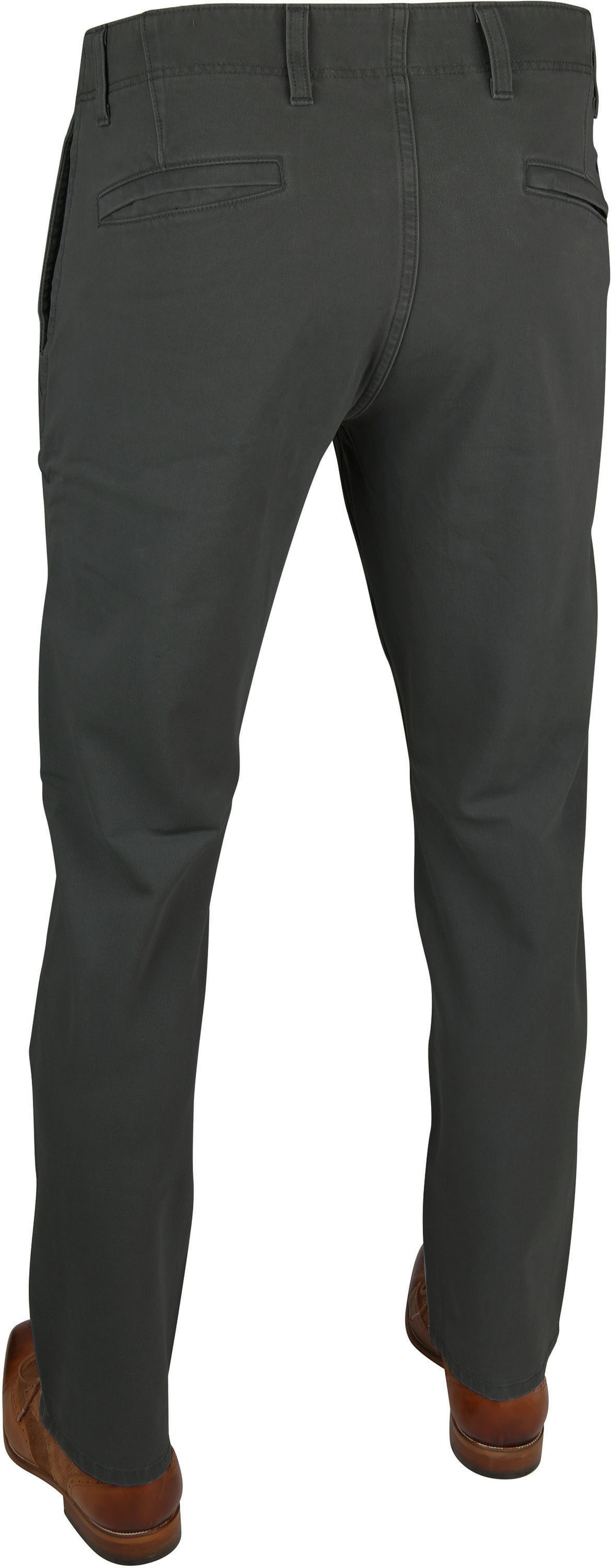 Dockers Alpha Skinny Chino 360 Flex Dark Grey foto 3