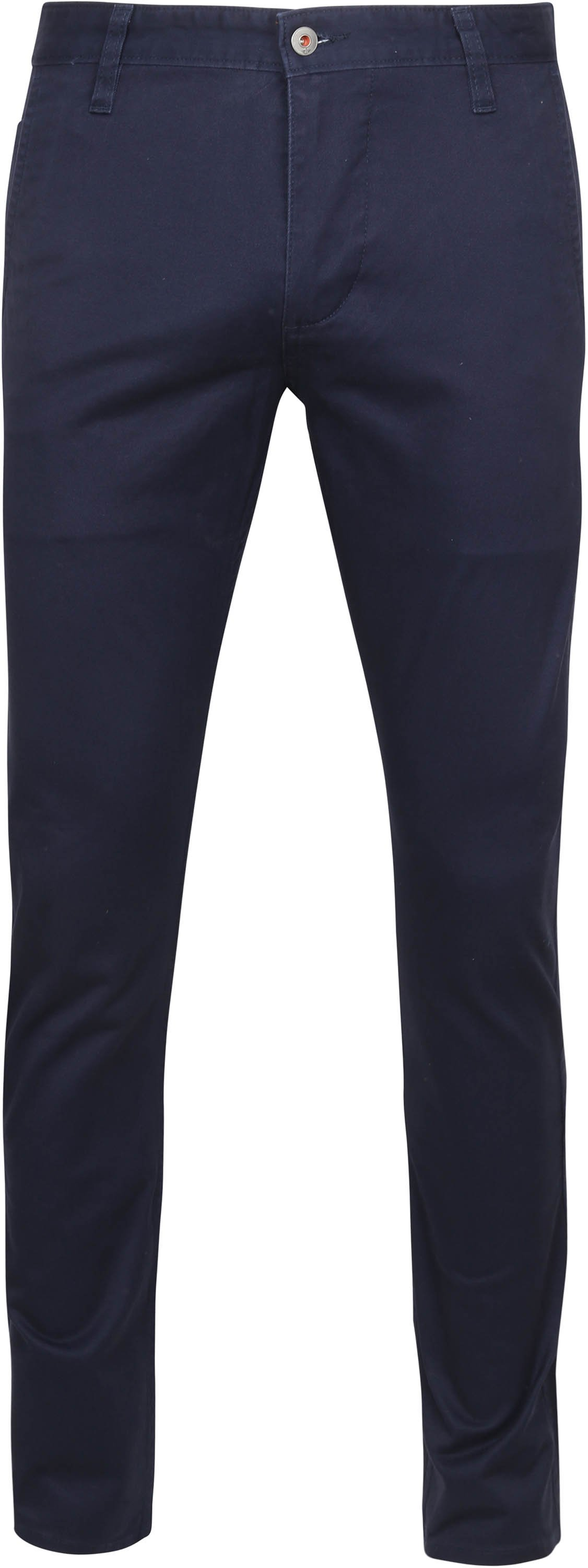 Dockers Alpha Skinny Navy