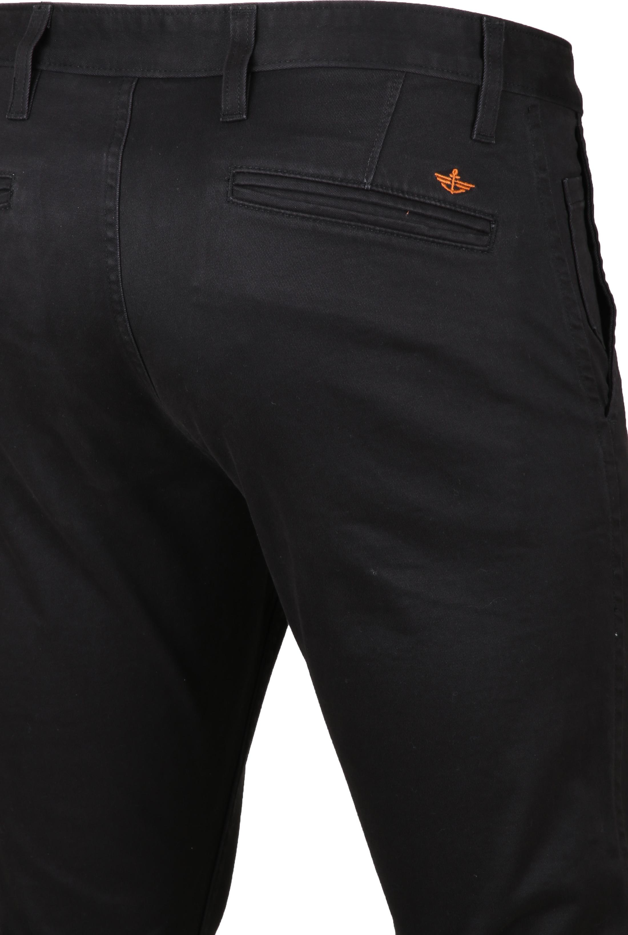 Dockers Alpha Skinny Zwart