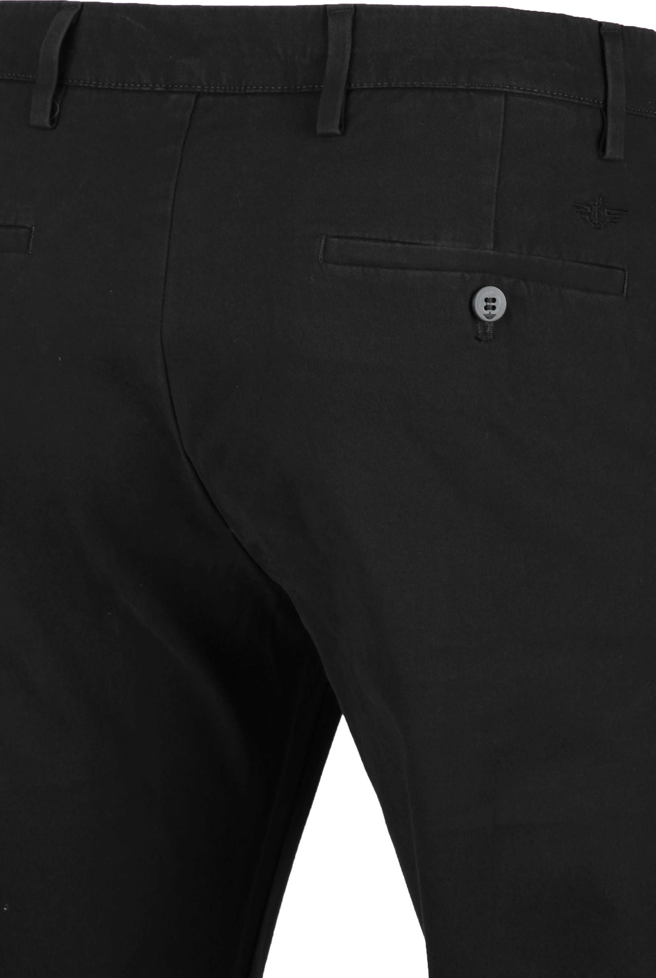 Dockers Alpha Tapered Chino 360 Flex Zwart foto 2