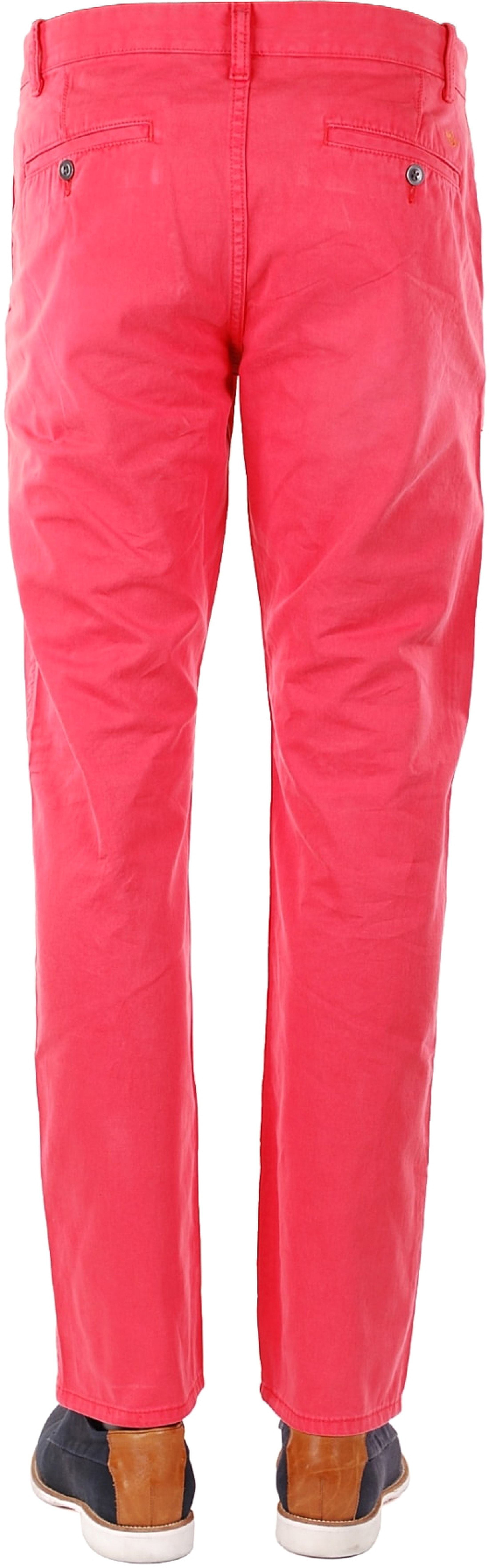 Dockers Chino Alpha Salsa Red foto 2