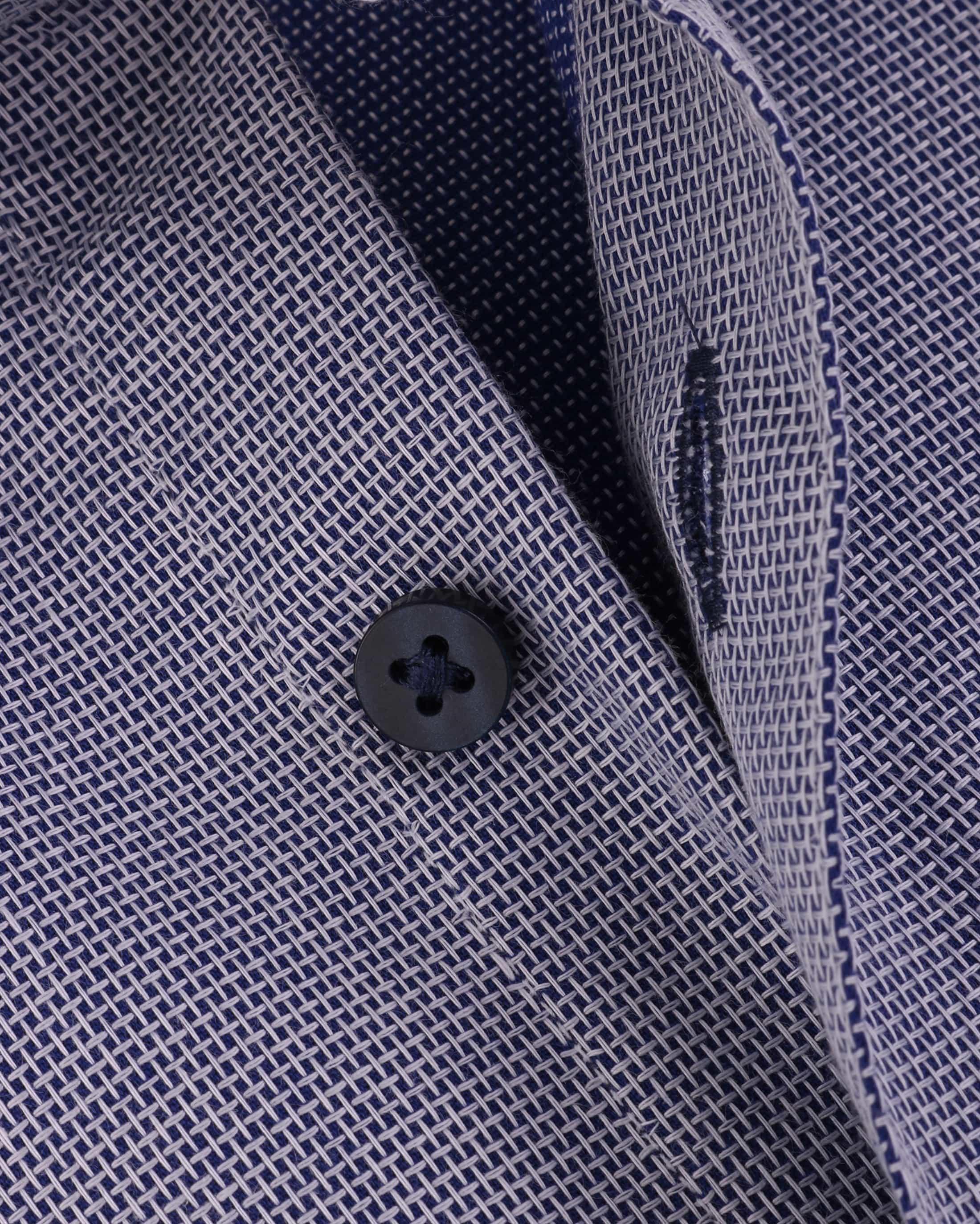 Donkerblauw Overhemd Widespread 52-16 foto 1