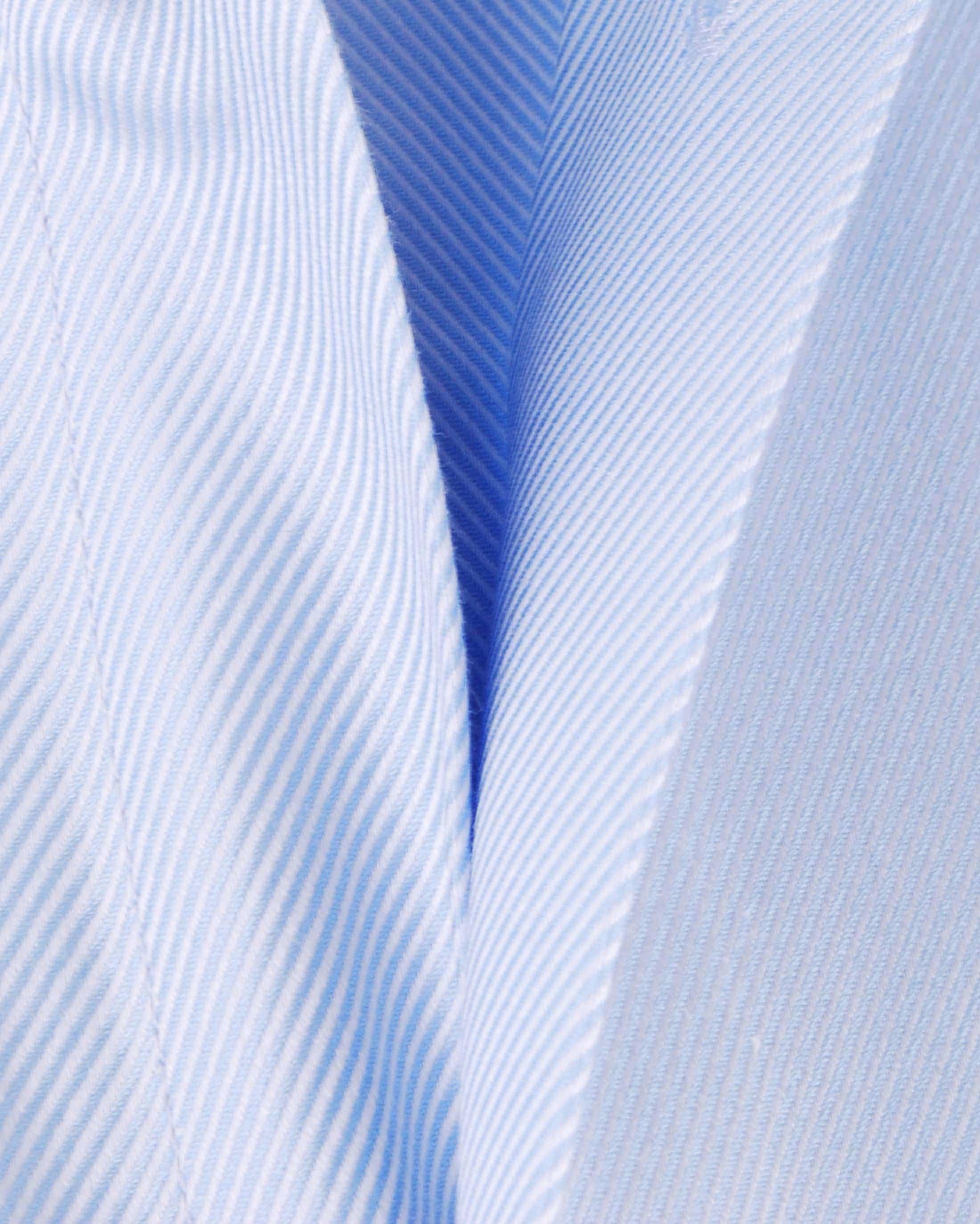 Dress Slim Fit Blue Twill foto 1