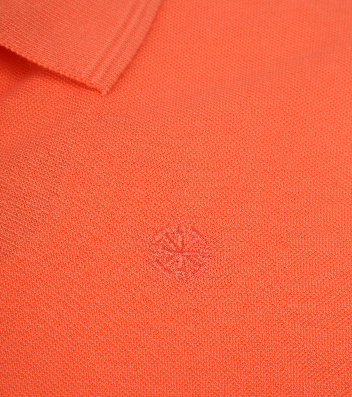 Dstrezzed Bowie Poloshirt Orange foto 2