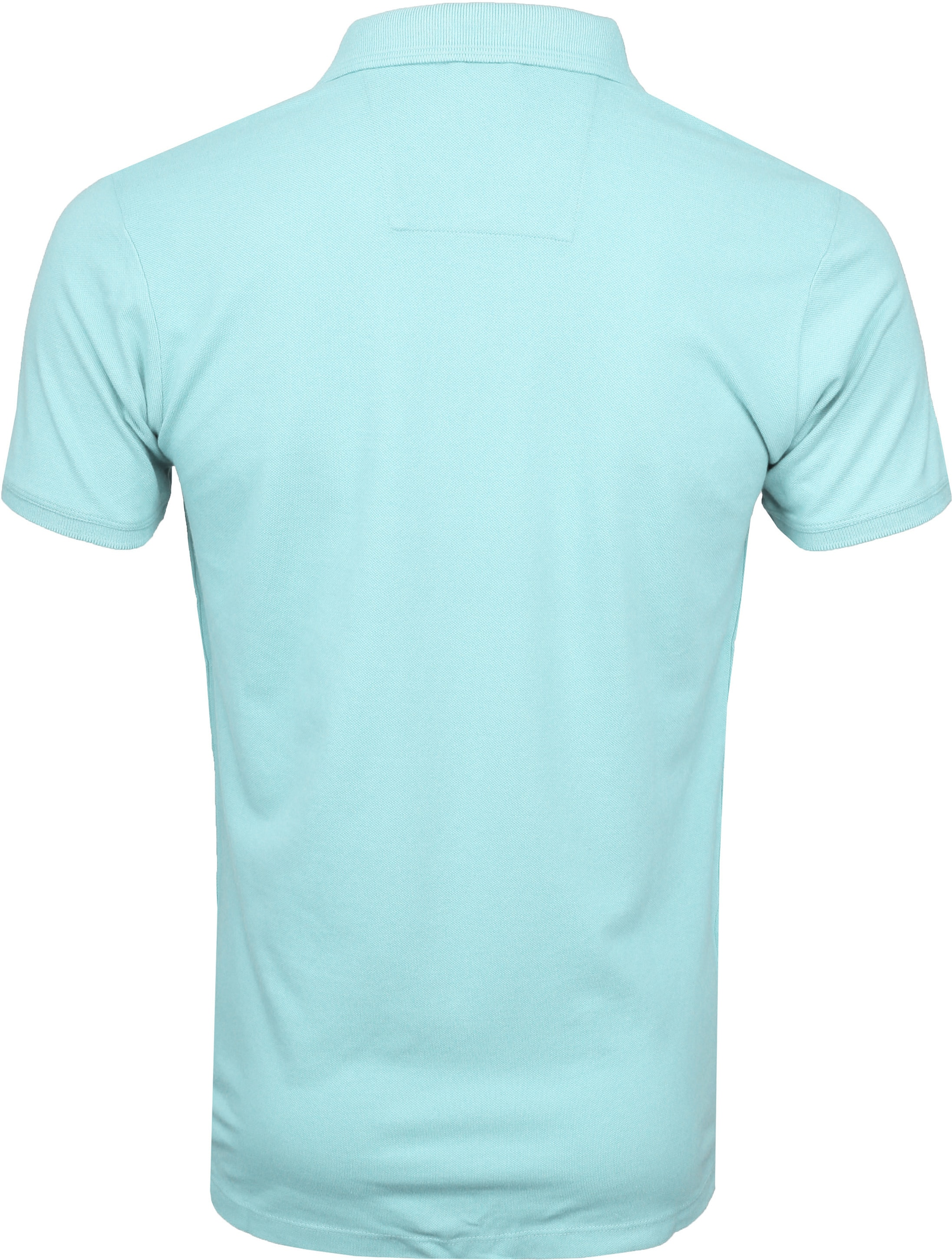 Dstrezzed Bowie Poloshirt Turquoise foto 3