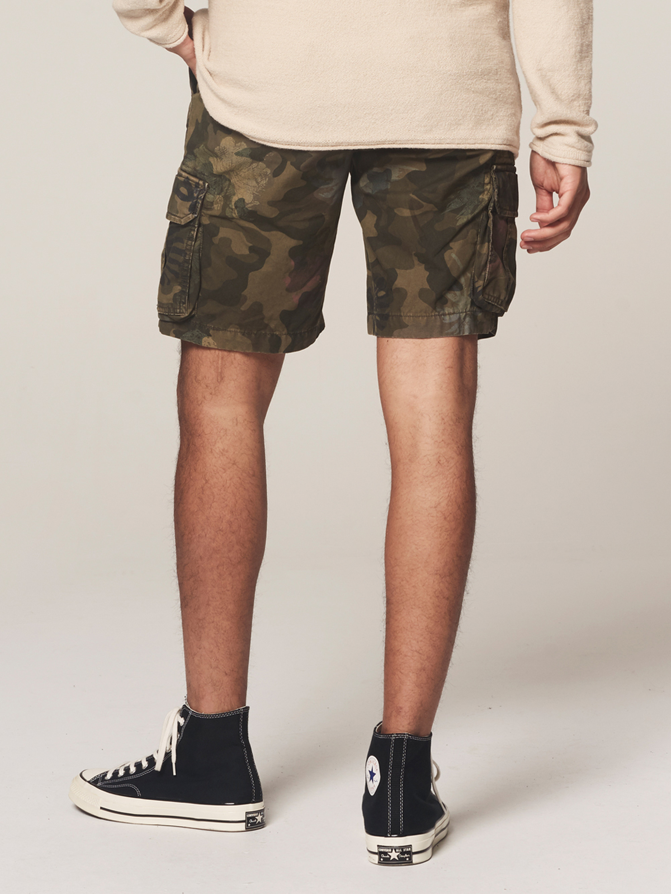 Dstrezzed Combat Short Army
