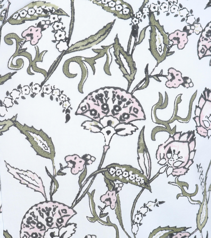 Dstrezzed Hemd Dessin Blumen foto 1