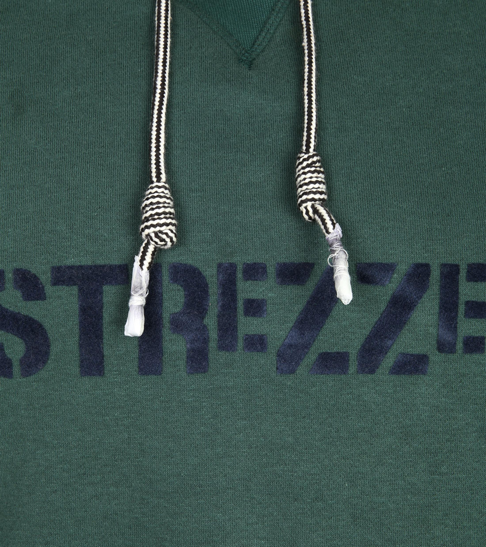 Dstrezzed Hoodie Groen Logo foto 1