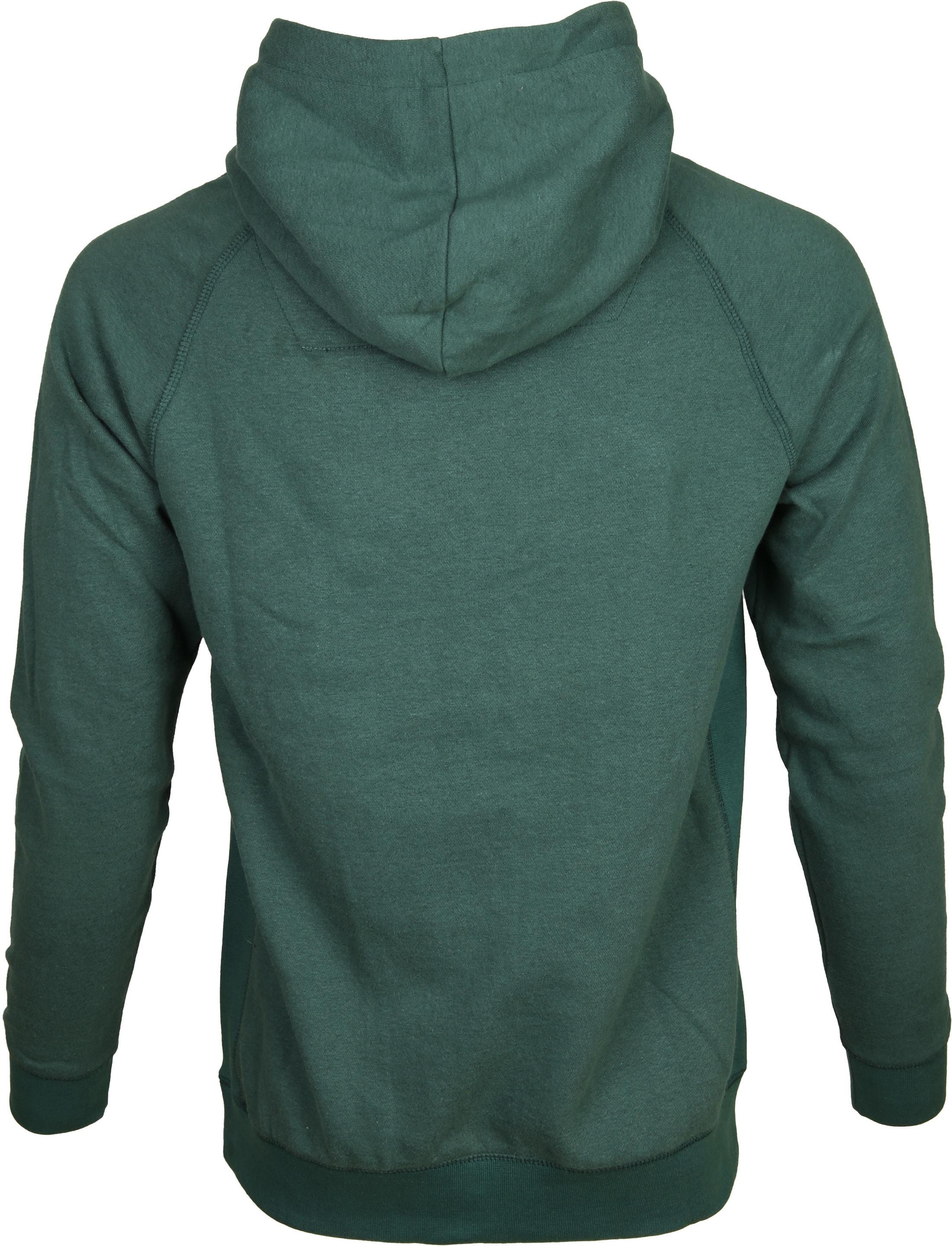Dstrezzed Hoodie Groen Logo foto 3