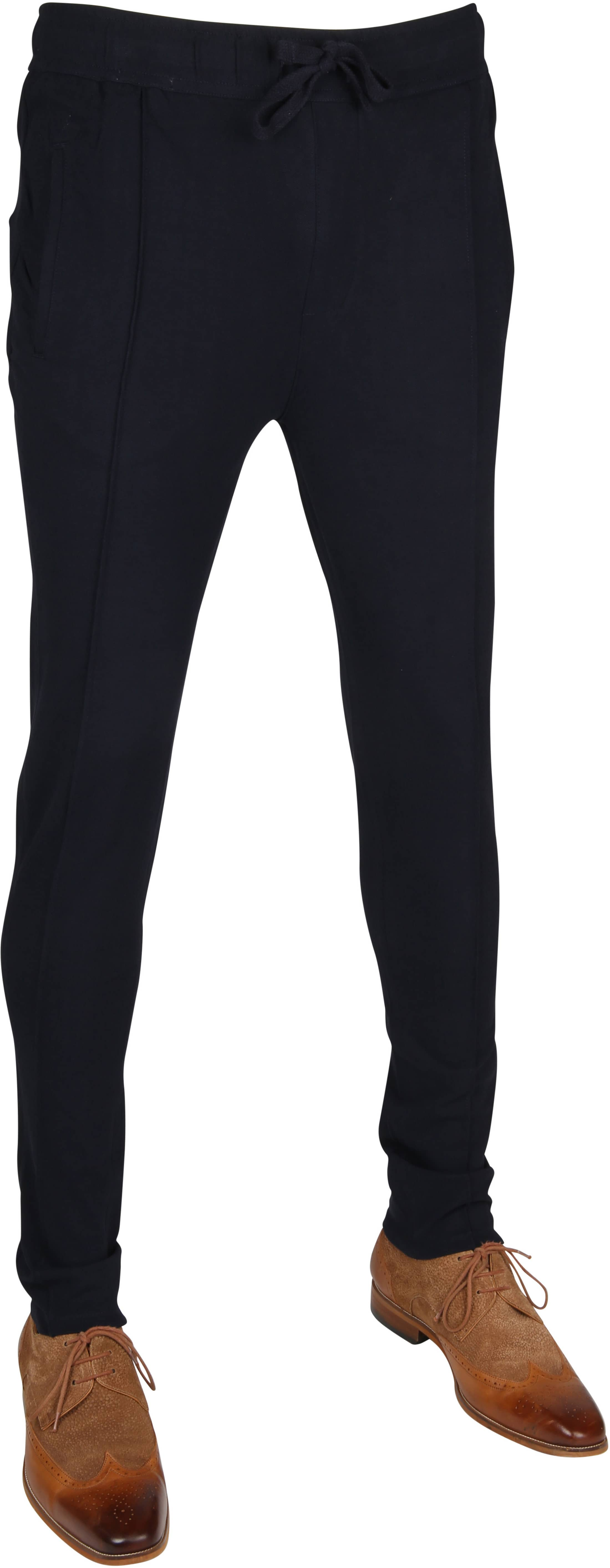 Dstrezzed Jogger Stretch Navy foto 0