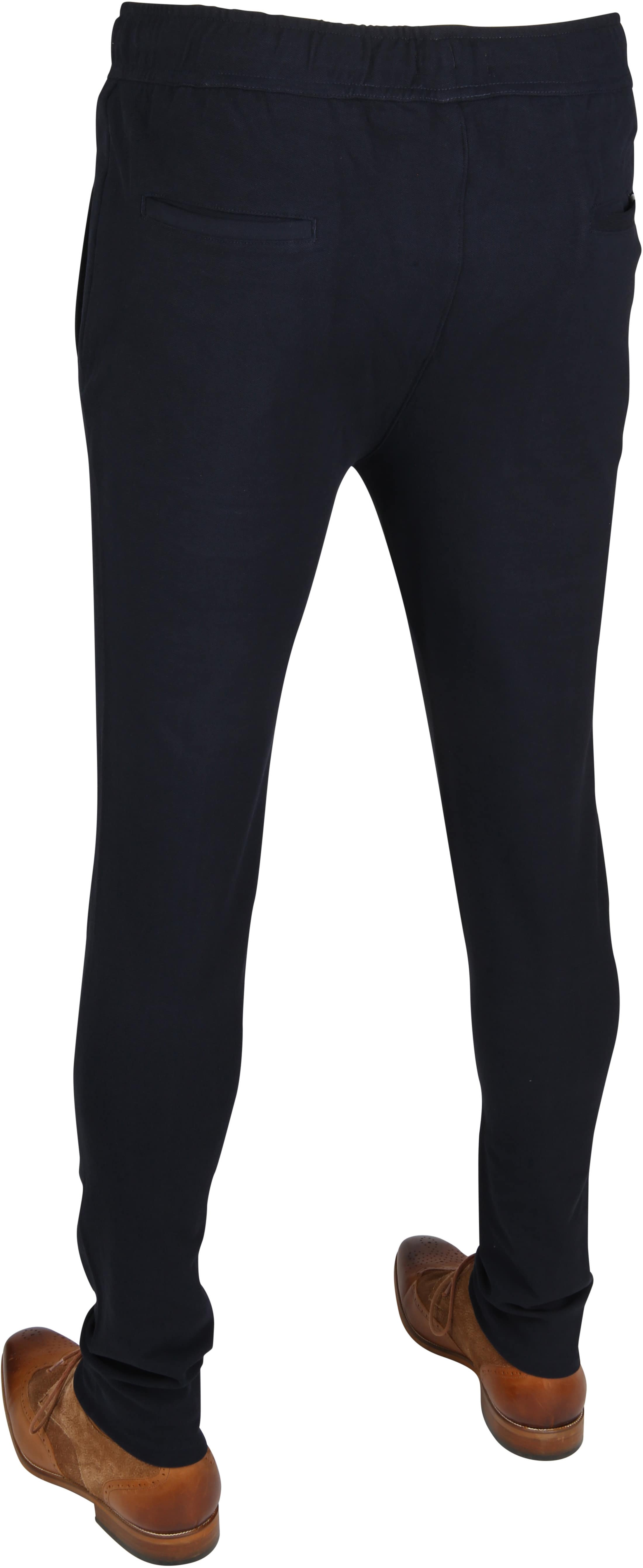 Dstrezzed Jogger Stretch Navy foto 3