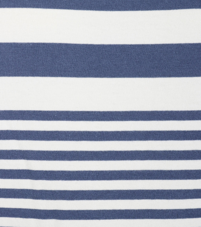 Dstrezzed Longsleeve T-shirt Blauw Strepen foto 1