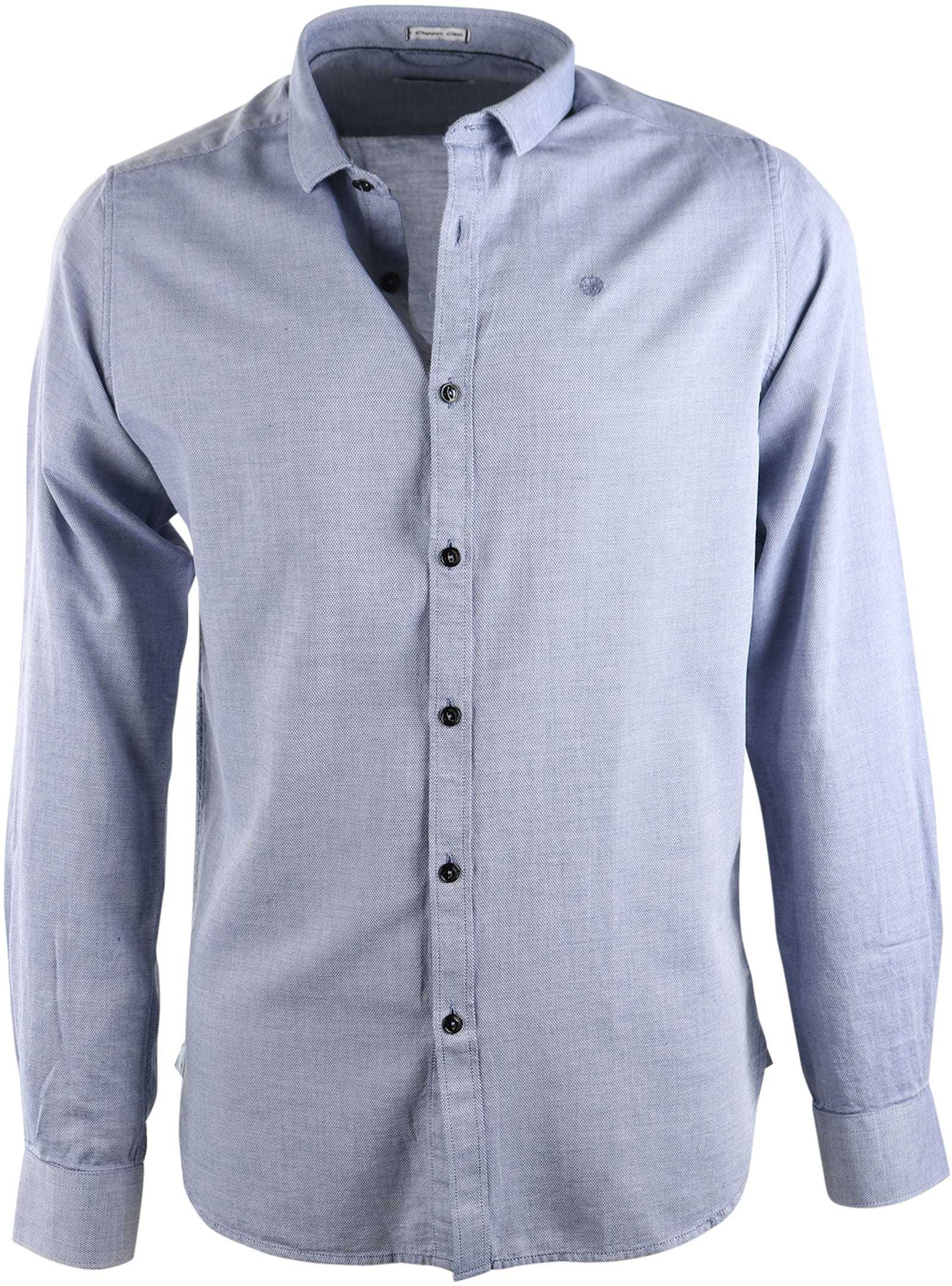Dstrezzed Overhemd Blauw foto 0