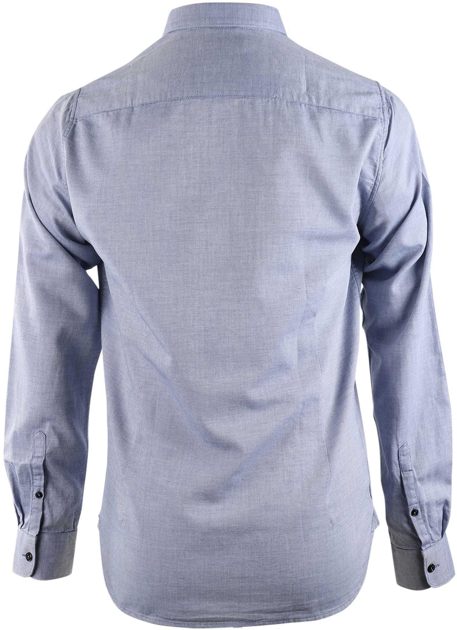 Dstrezzed Overhemd Blauw foto 1