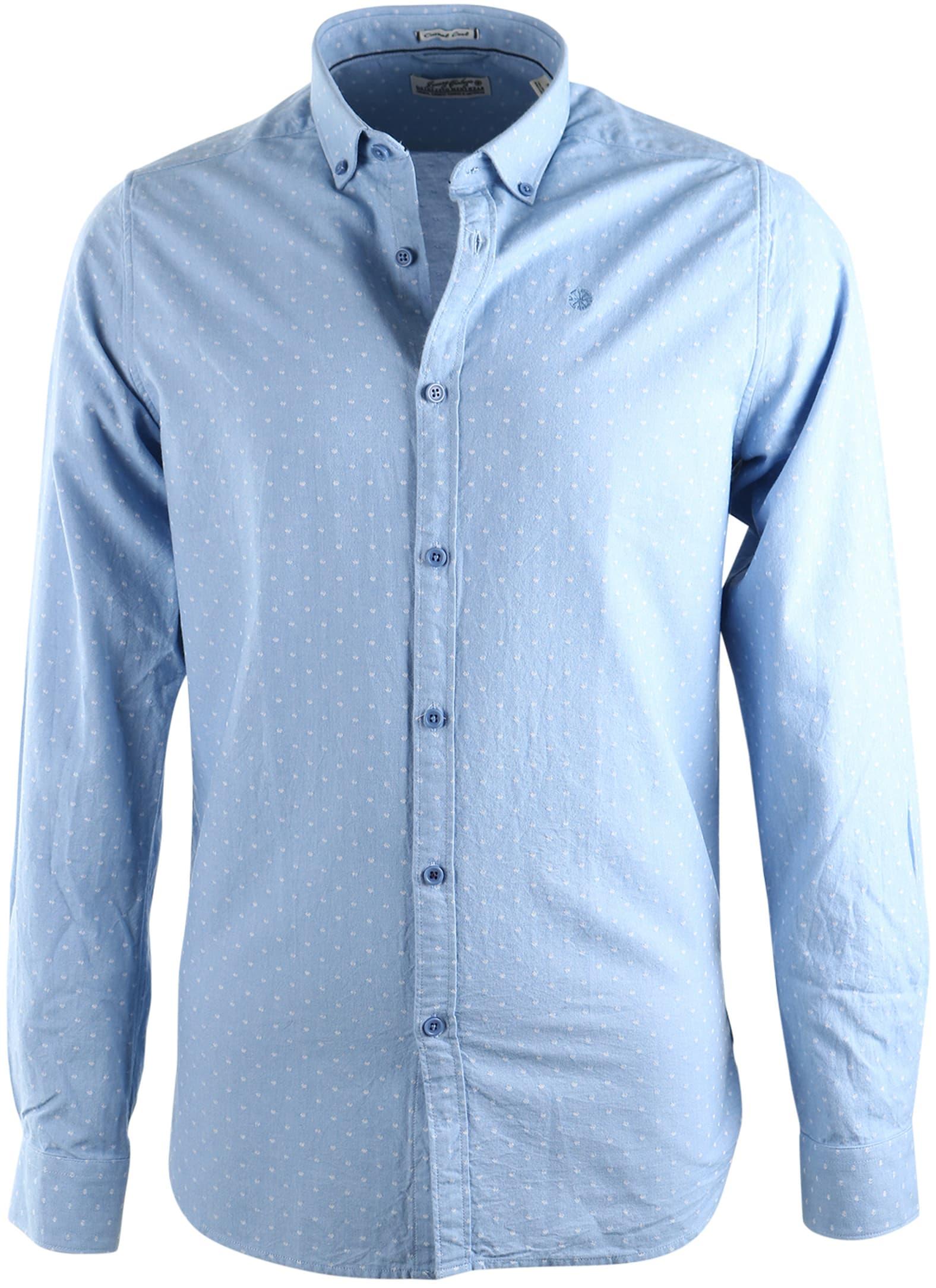Dstrezzed Overhemd Blauwe dots foto 0