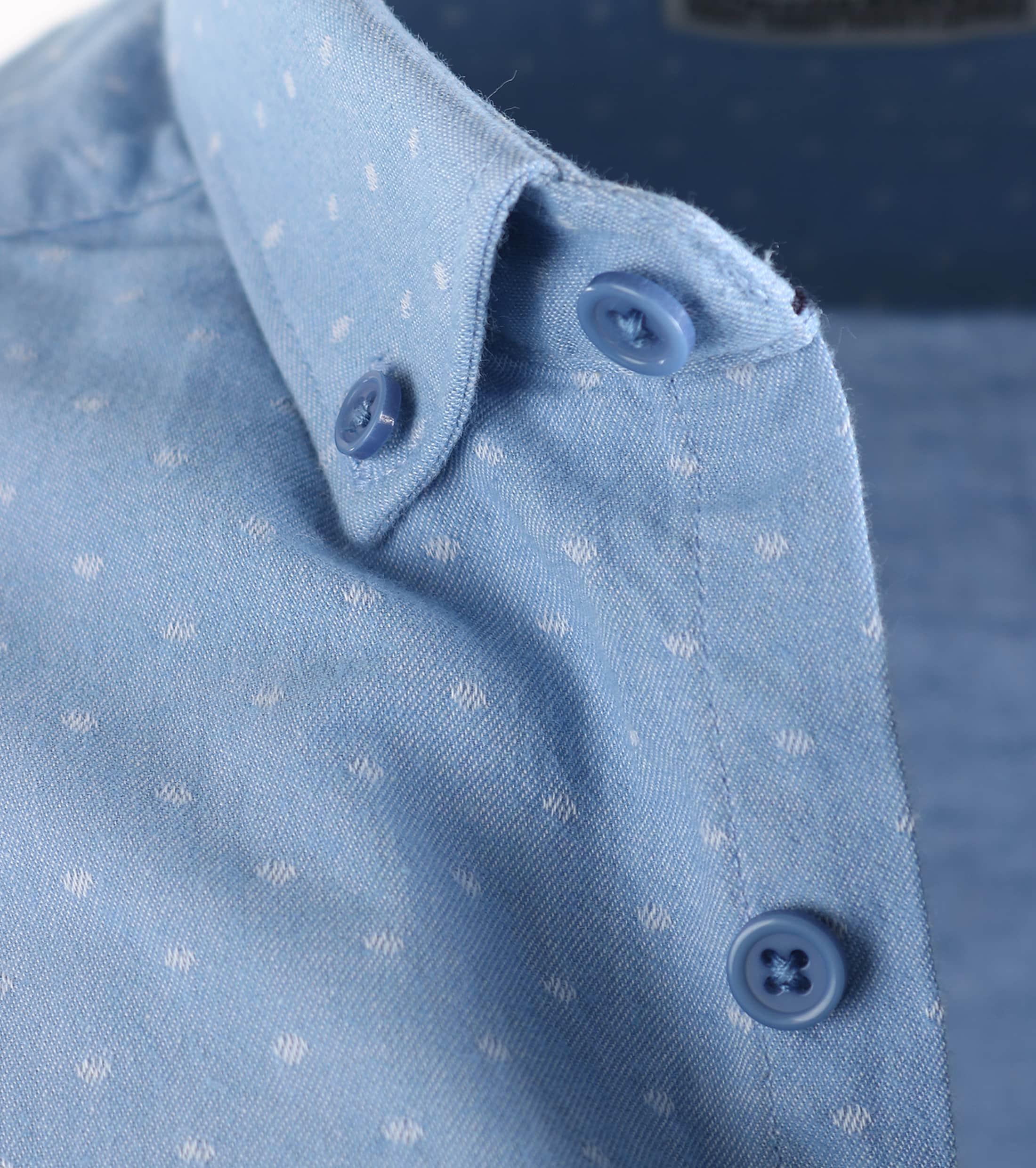 Dstrezzed Overhemd Blauwe dots foto 2