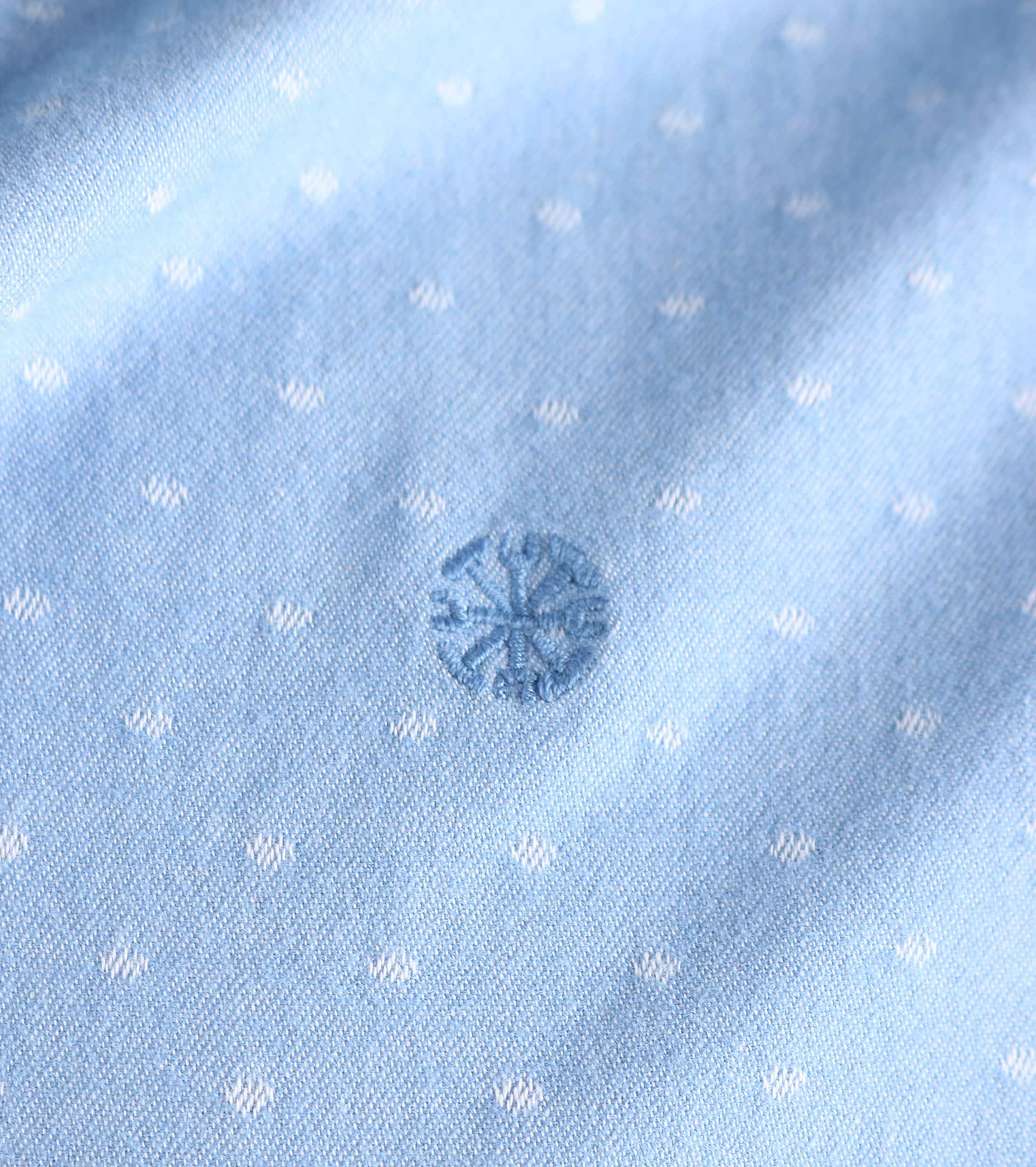 Dstrezzed Overhemd Blauwe dots foto 3