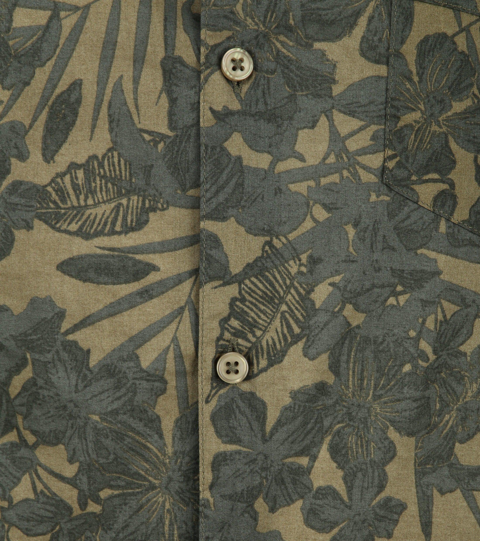 Dstrezzed Overhemd Camo Groen