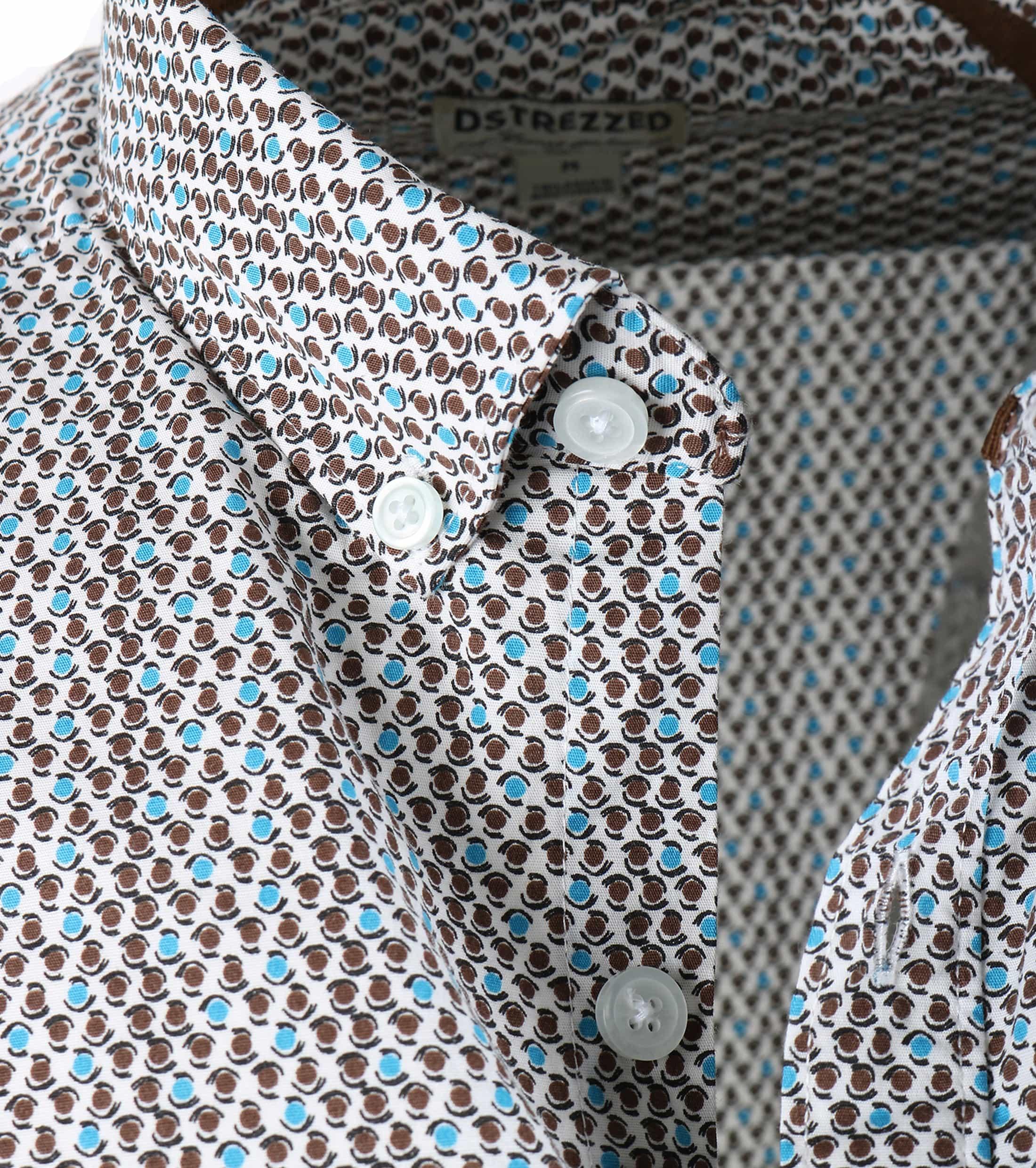 Dstrezzed Overhemd Wave Dot foto 2