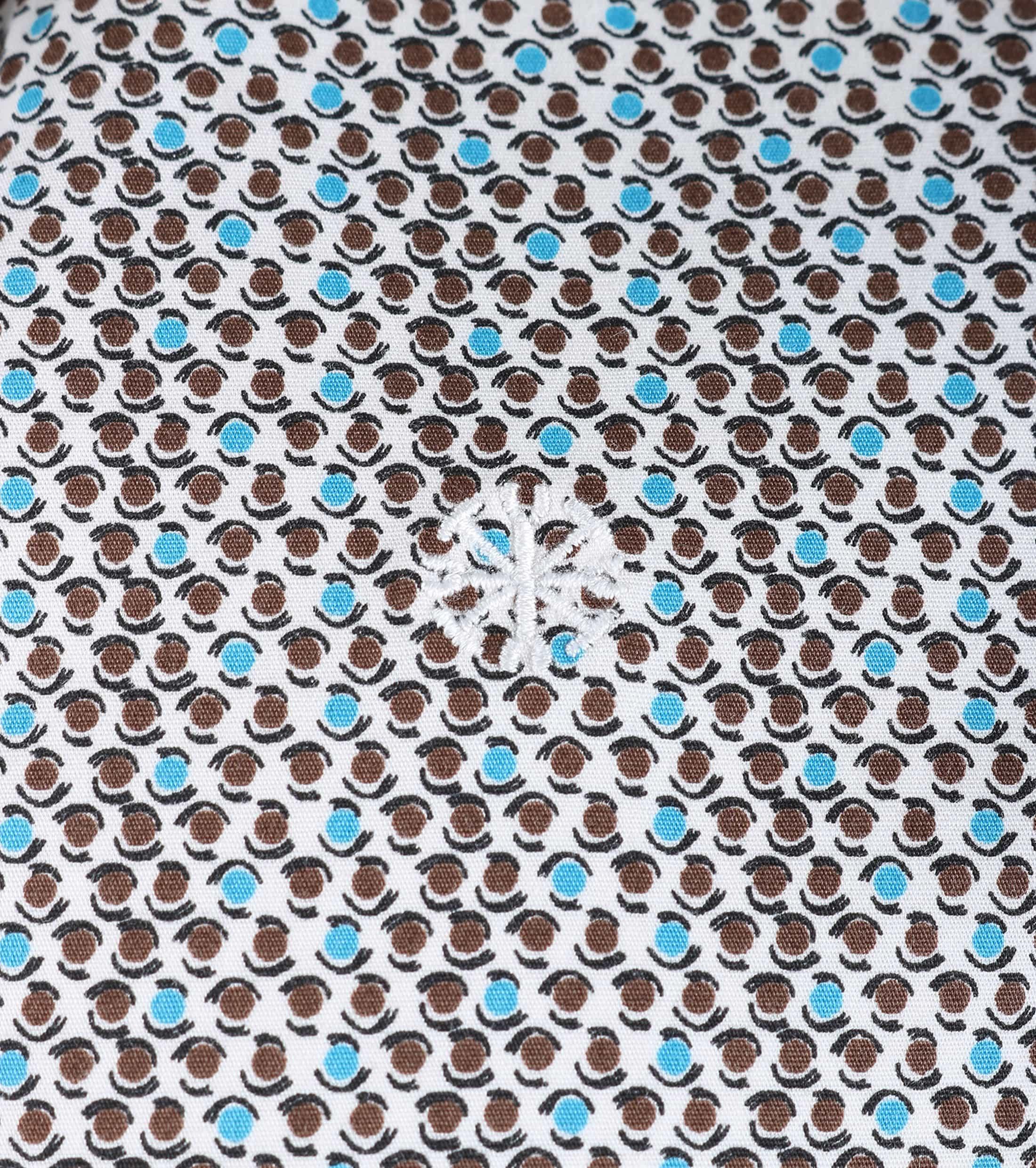 Dstrezzed Overhemd Wave Dot foto 4