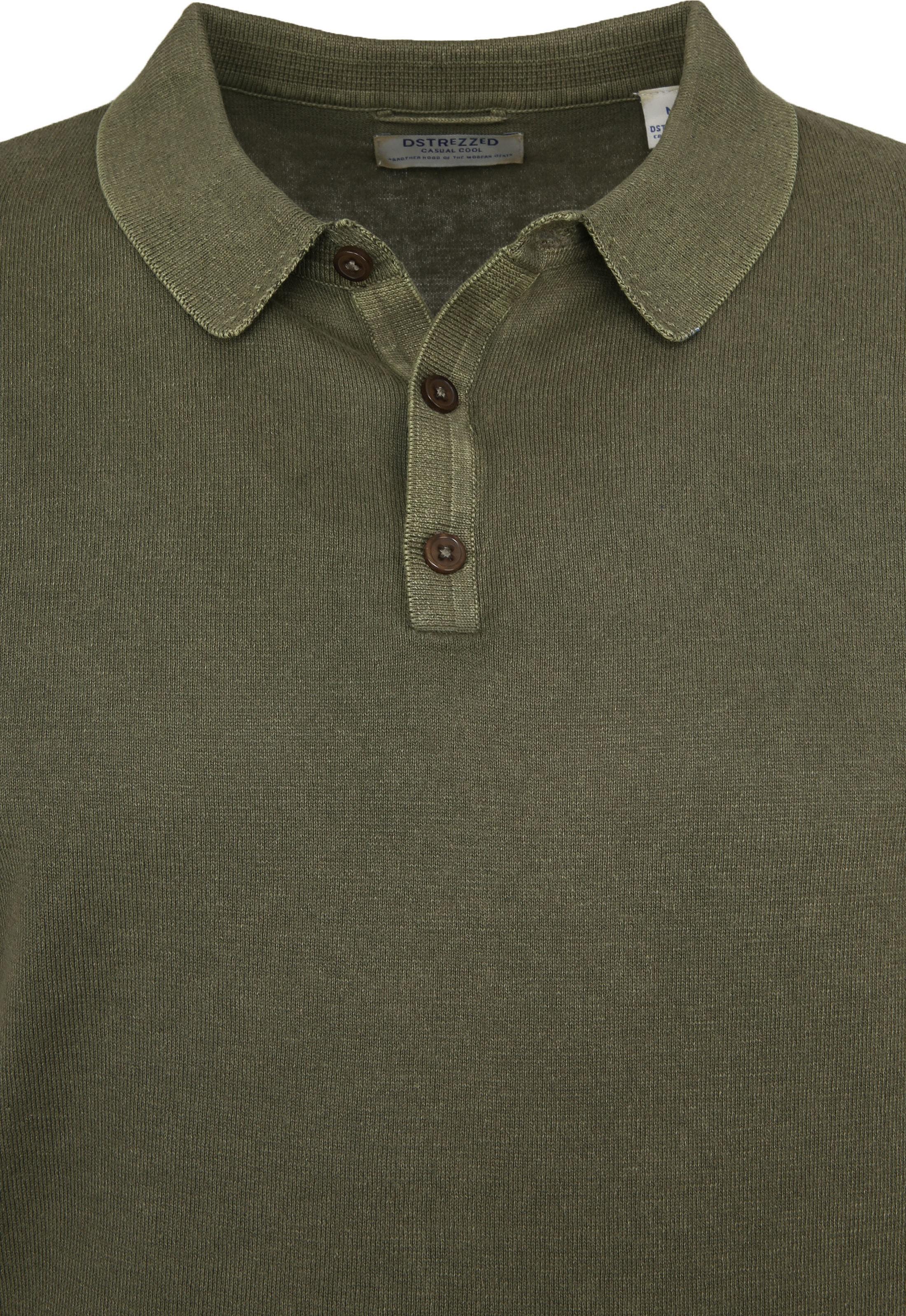 Dstrezzed Poloshirt Acid Army Foto 1