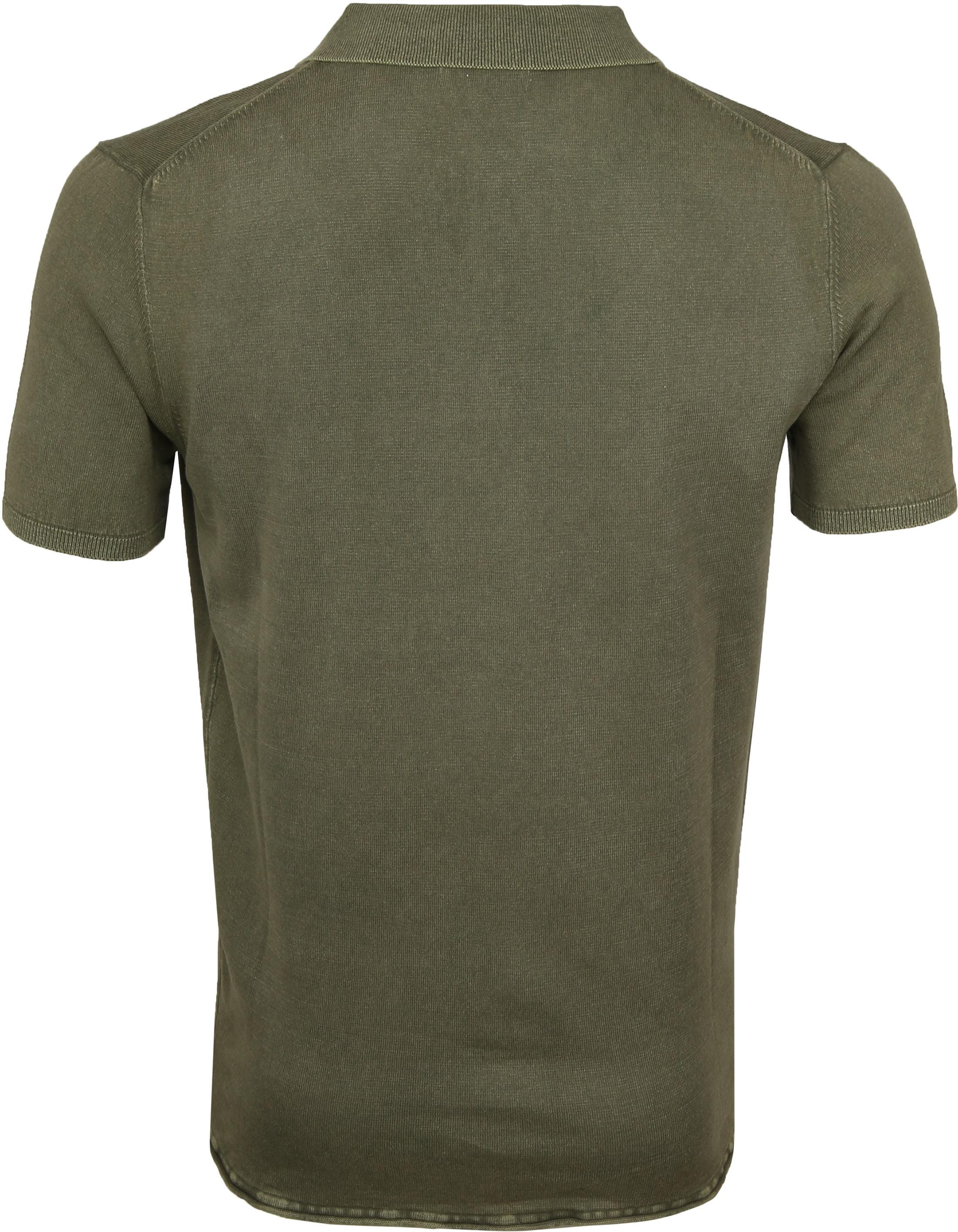 Dstrezzed Poloshirt Acid Army Foto 3