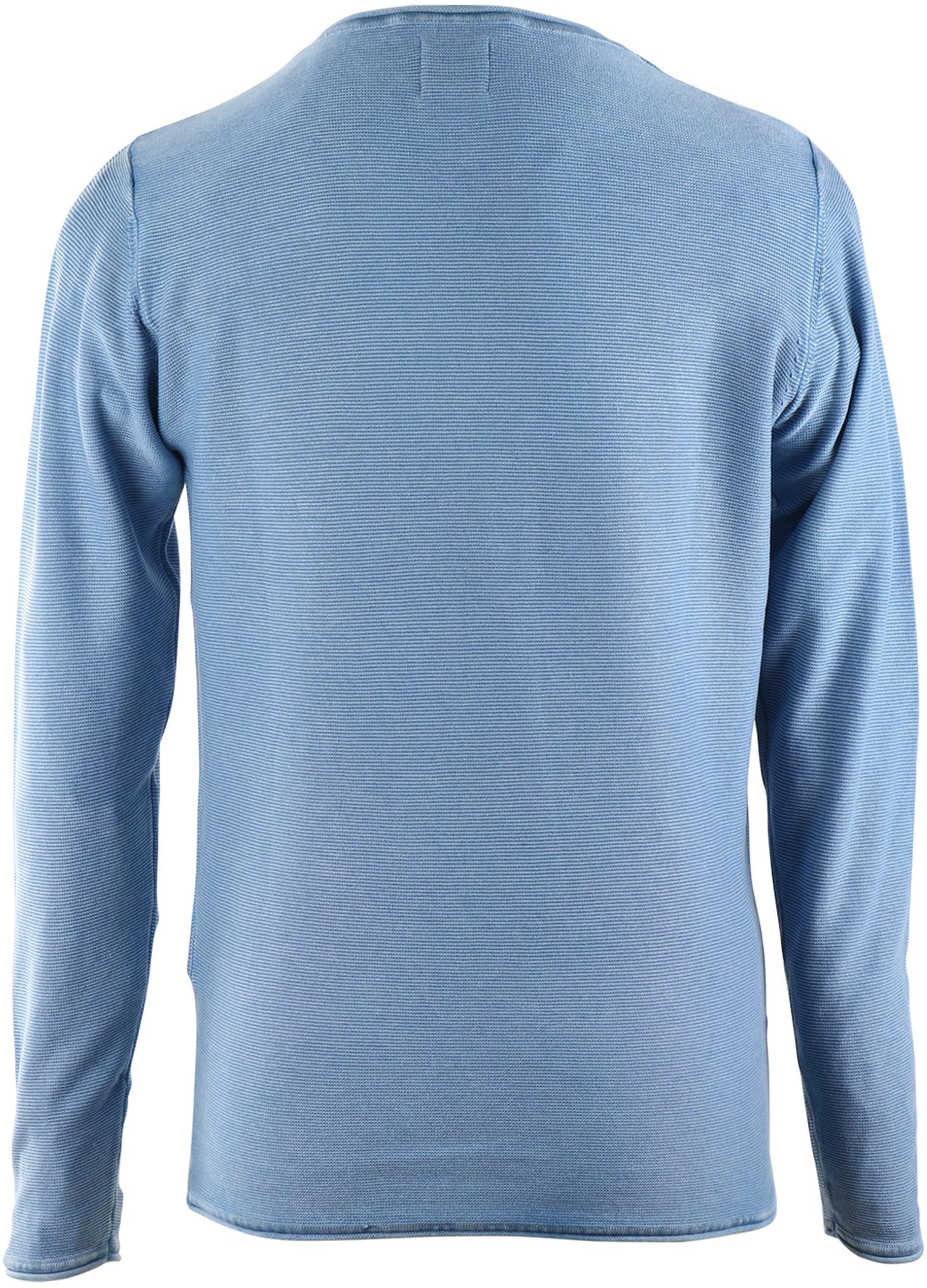 Dstrezzed Pullover Acid Blauw foto 1