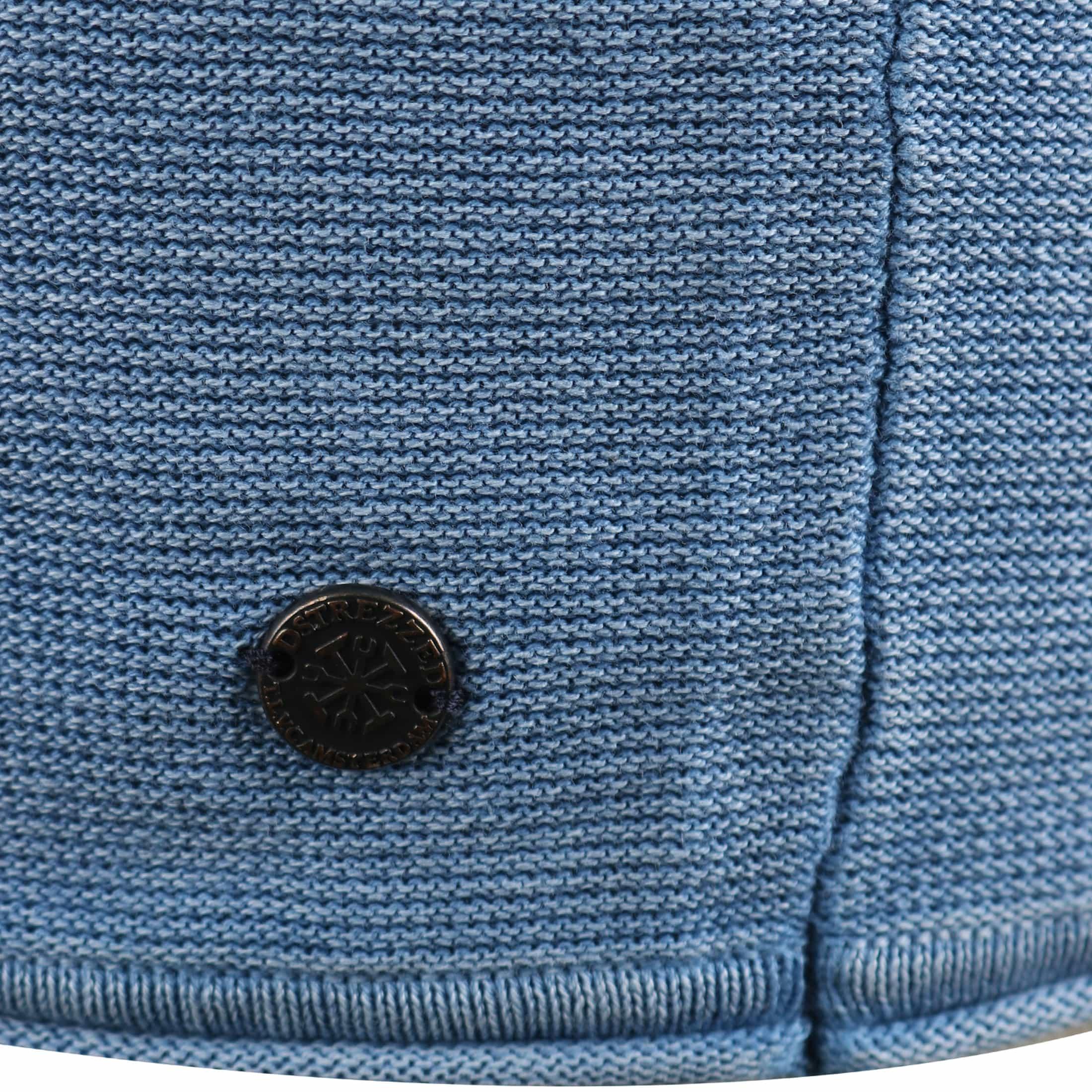 Dstrezzed Pullover Acid Blauw foto 3