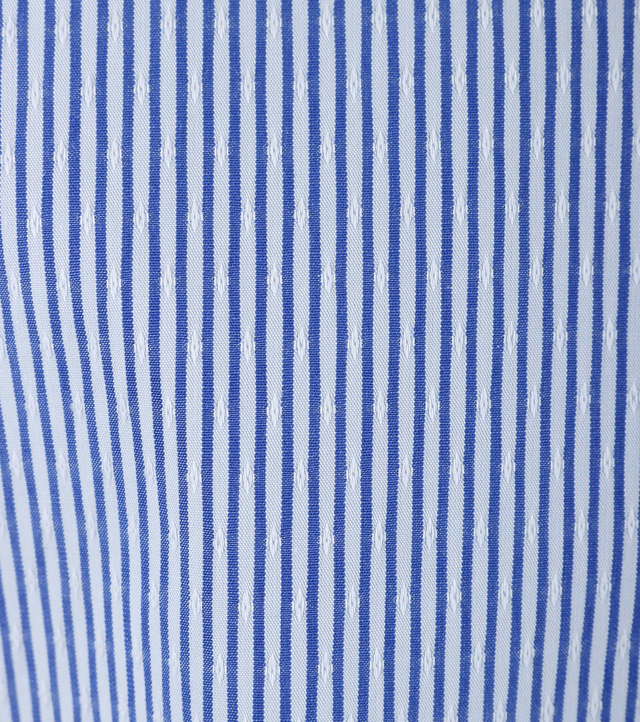 Dstrezzed Shirt Blue Stripe foto 3