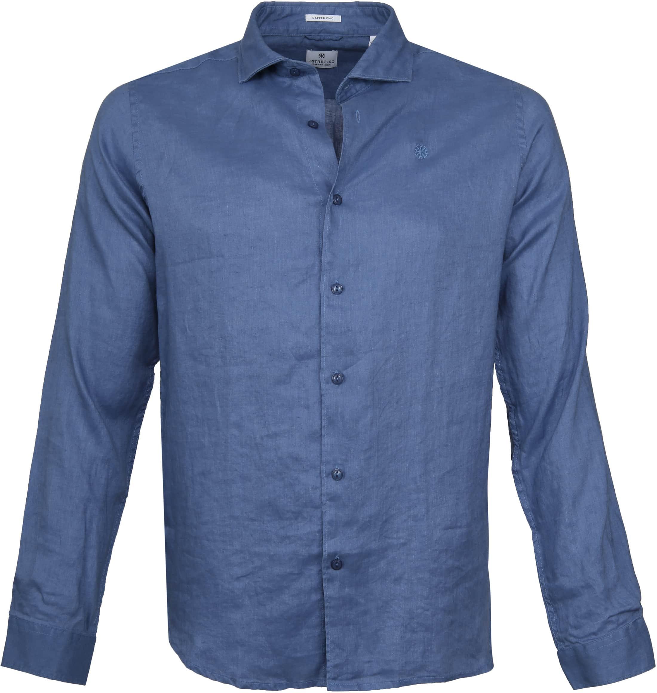 Dstrezzed Shirt Linen foto 0