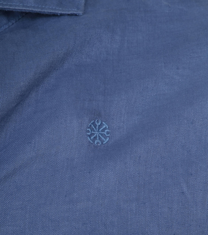 Dstrezzed Shirt Linen foto 1