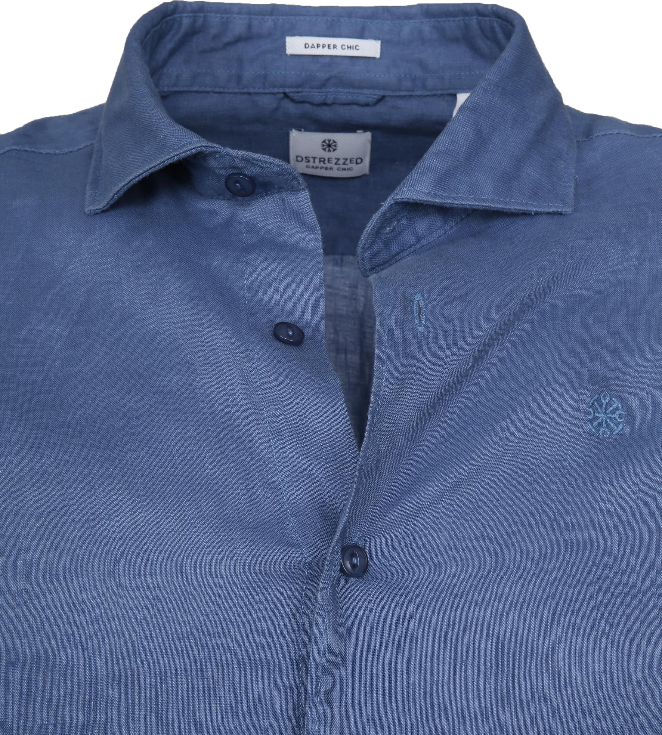 Dstrezzed Shirt Linen foto 2