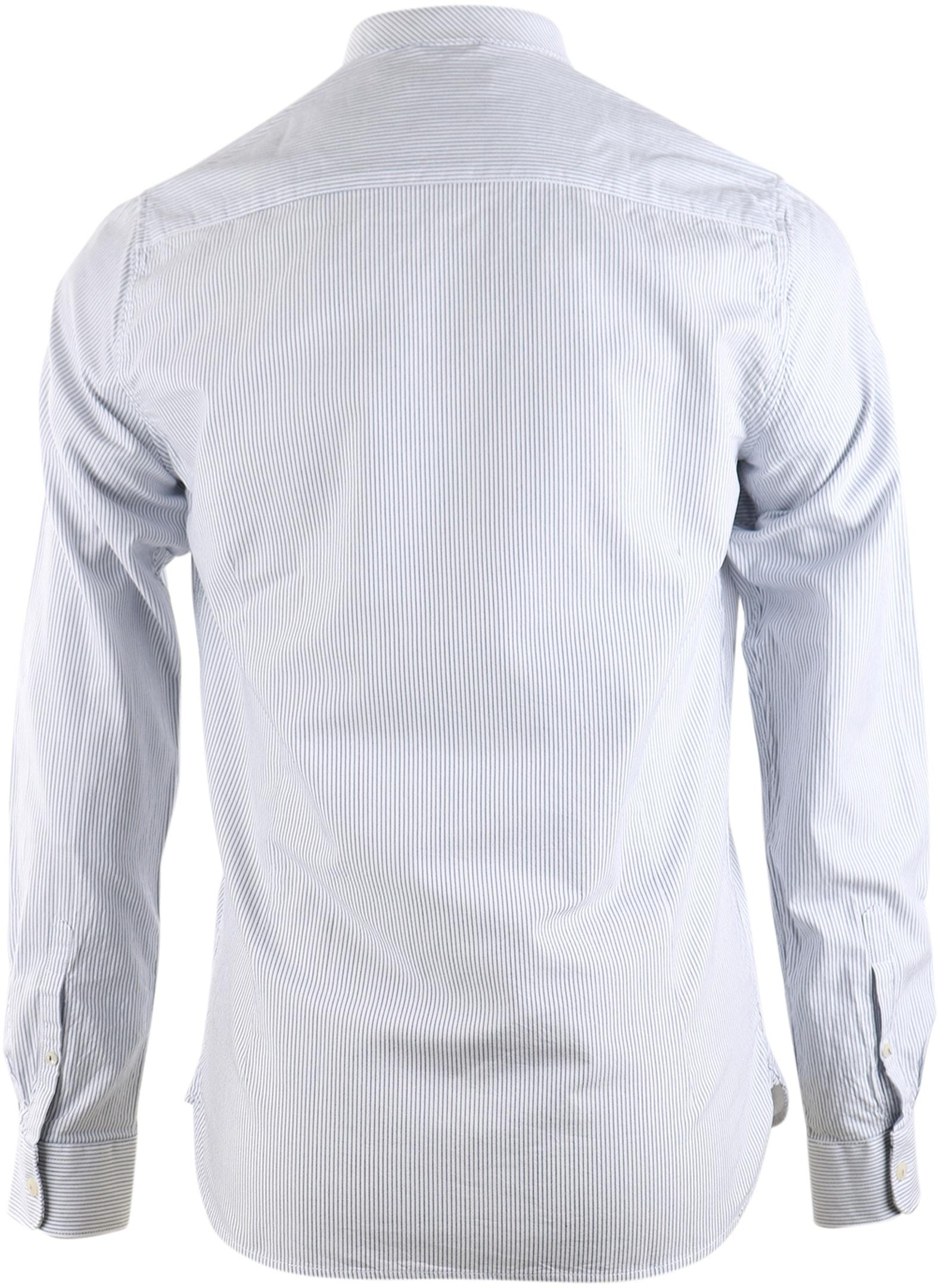 Dstrezzed Shirt Mao Stripes foto 1