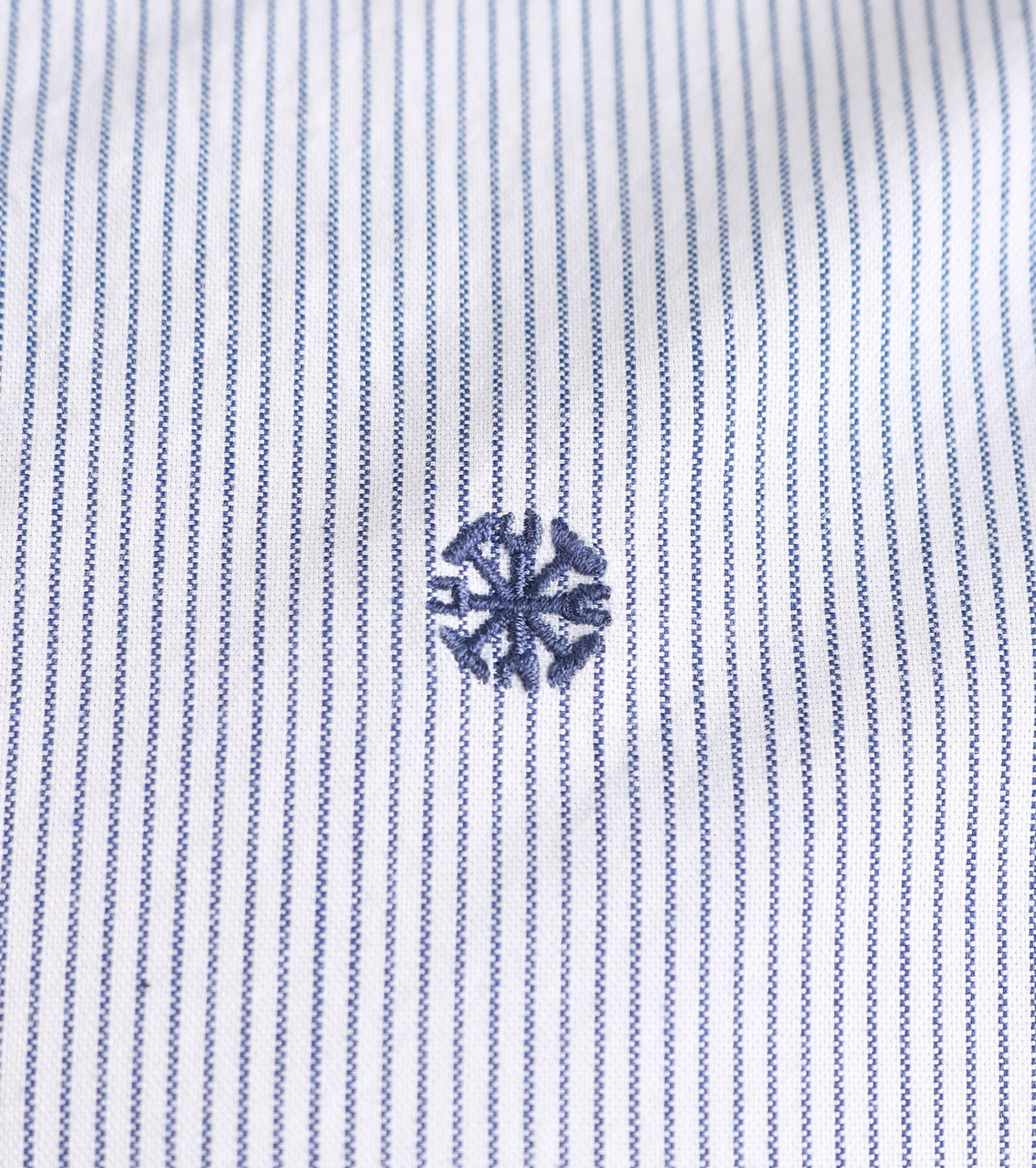Dstrezzed Shirt Mao Stripes foto 2