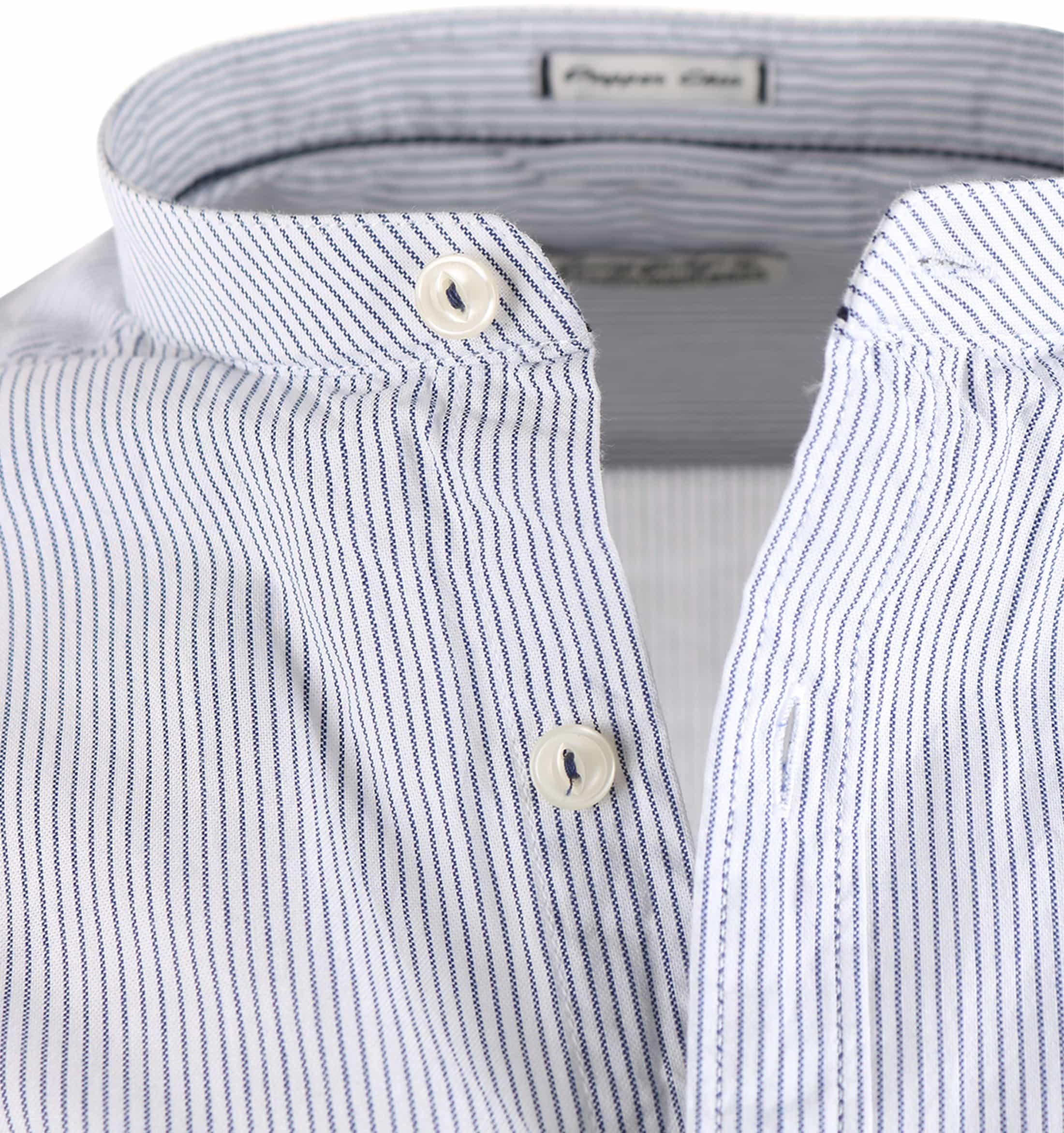 Dstrezzed Shirt Mao Stripes foto 3