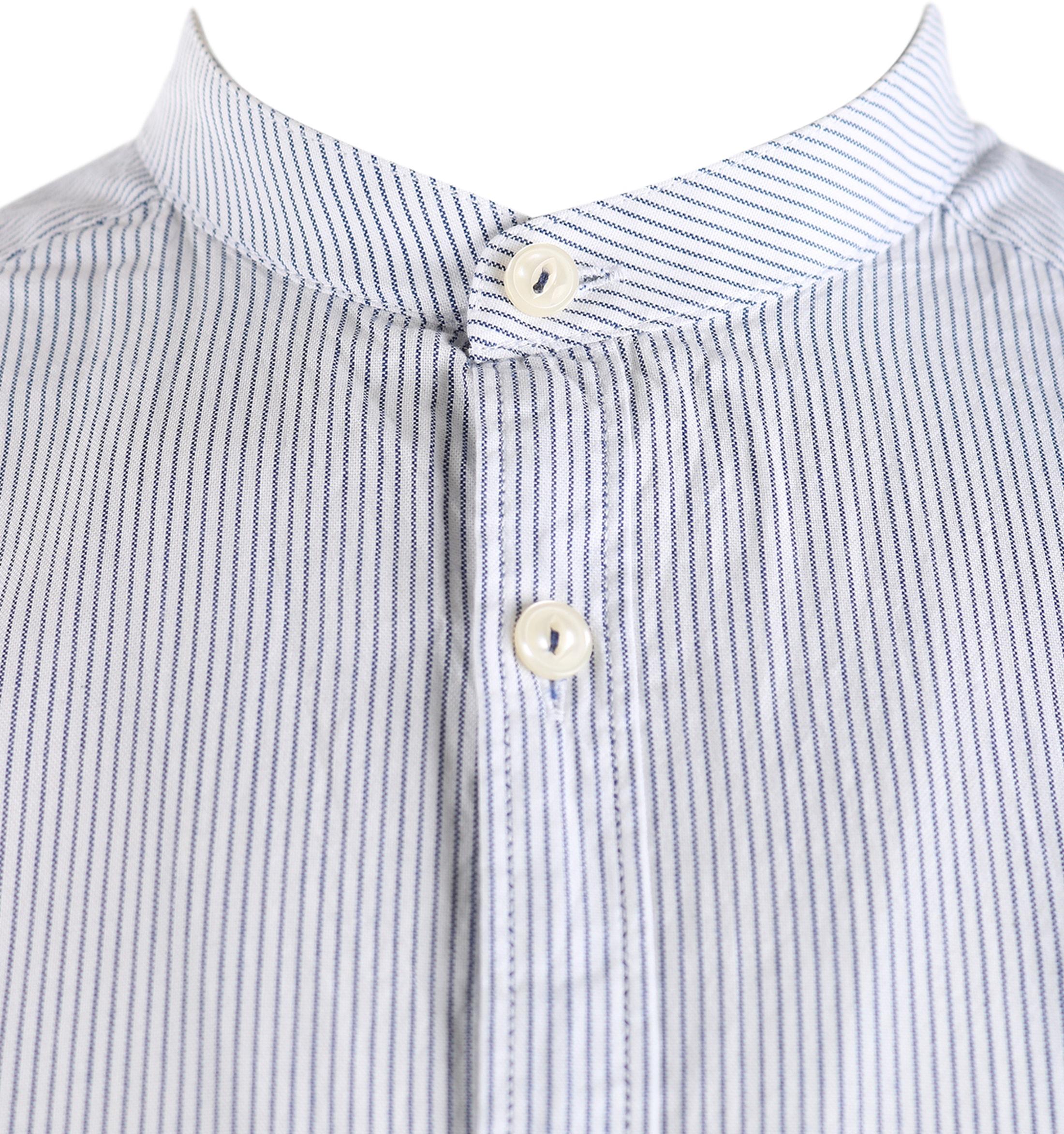Dstrezzed Shirt Mao Stripes foto 4