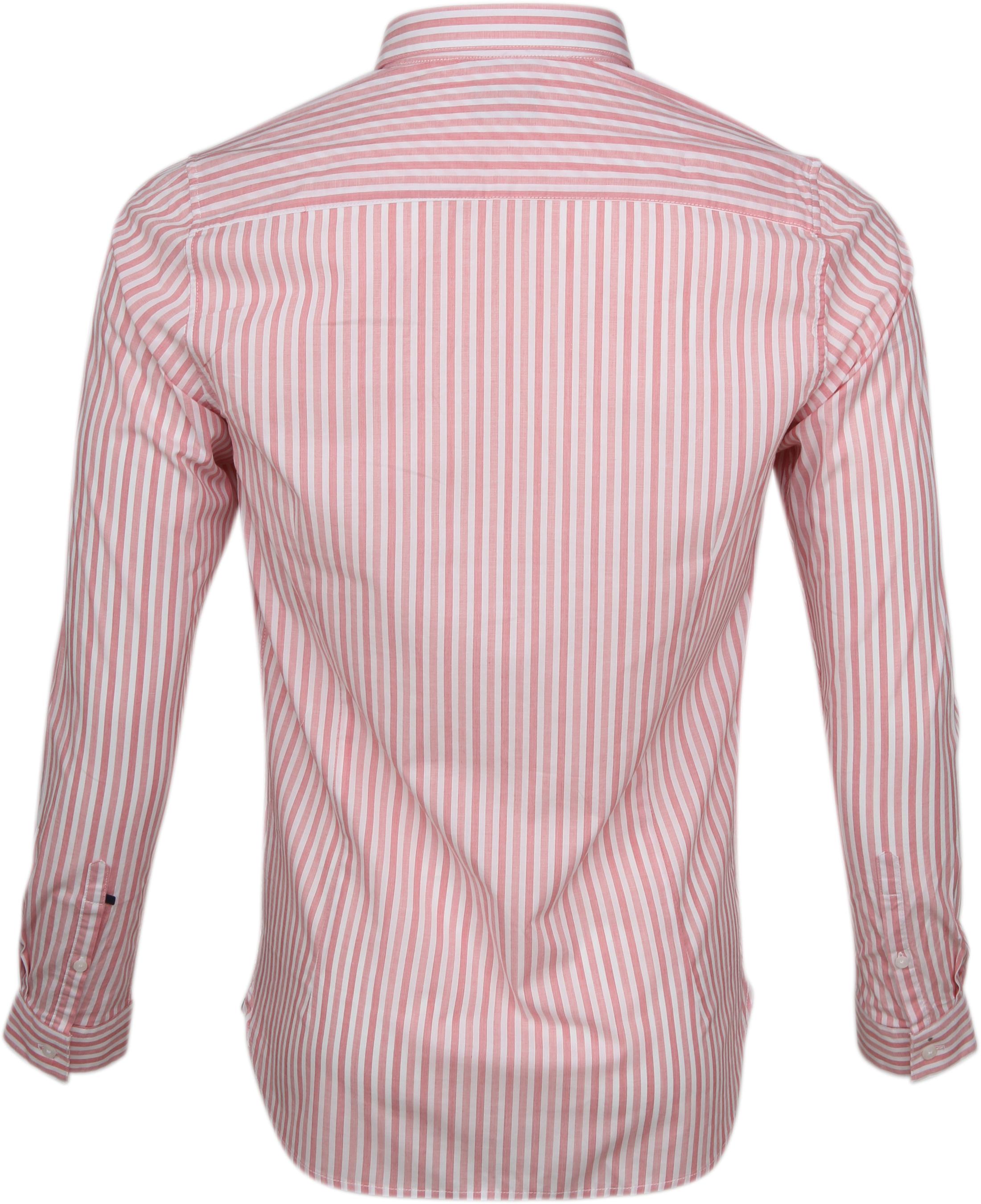 Dstrezzed Shirt Streifen foto 2