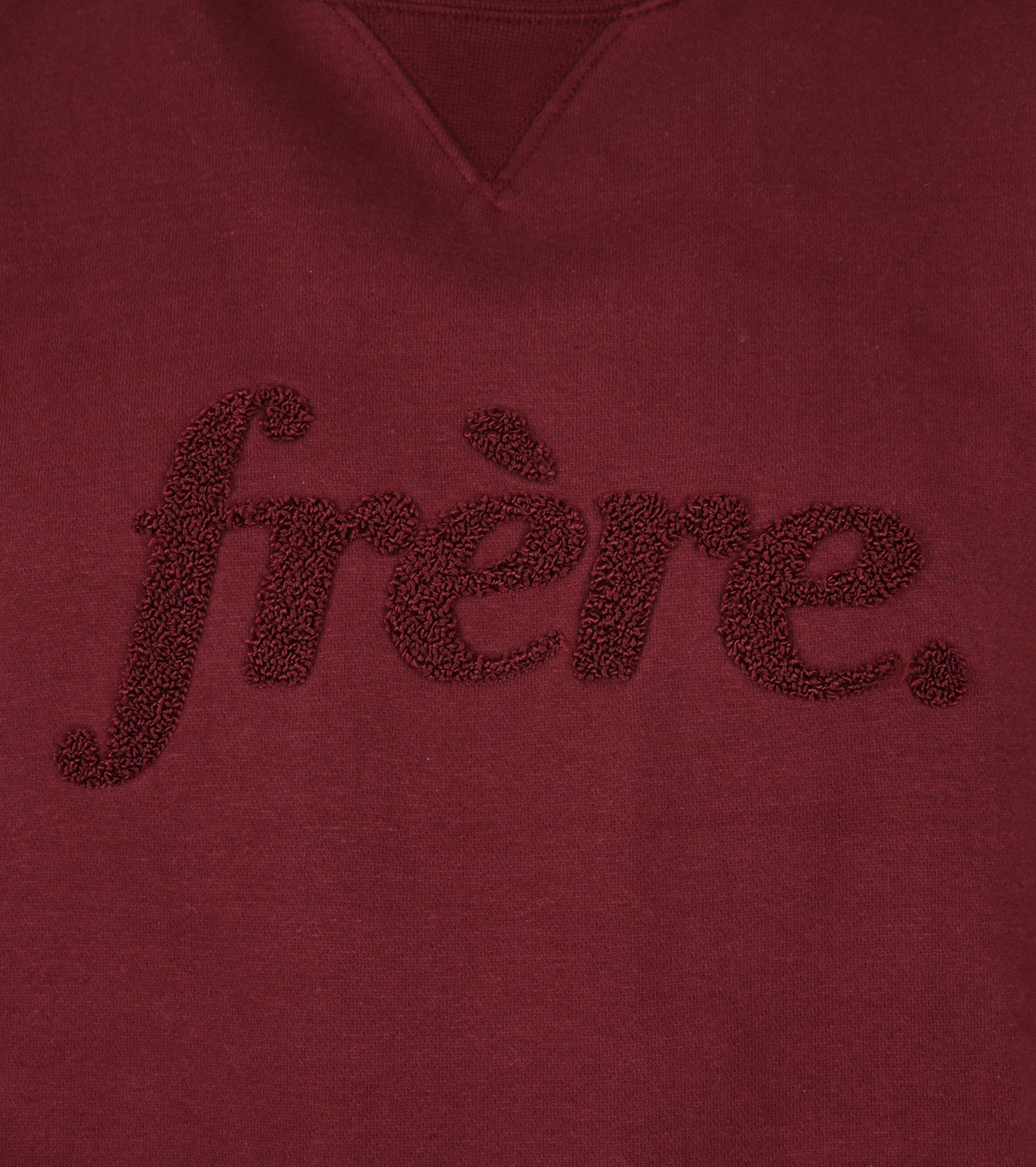 Dstrezzed Sweater Frère Port Red foto 1