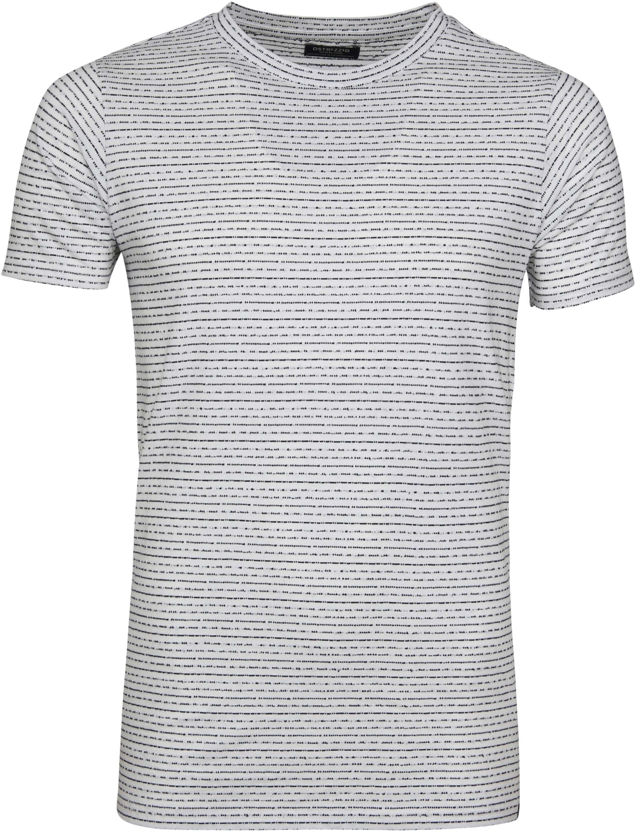 Dstrezzed T-shirt Fantasy Stripe foto 0