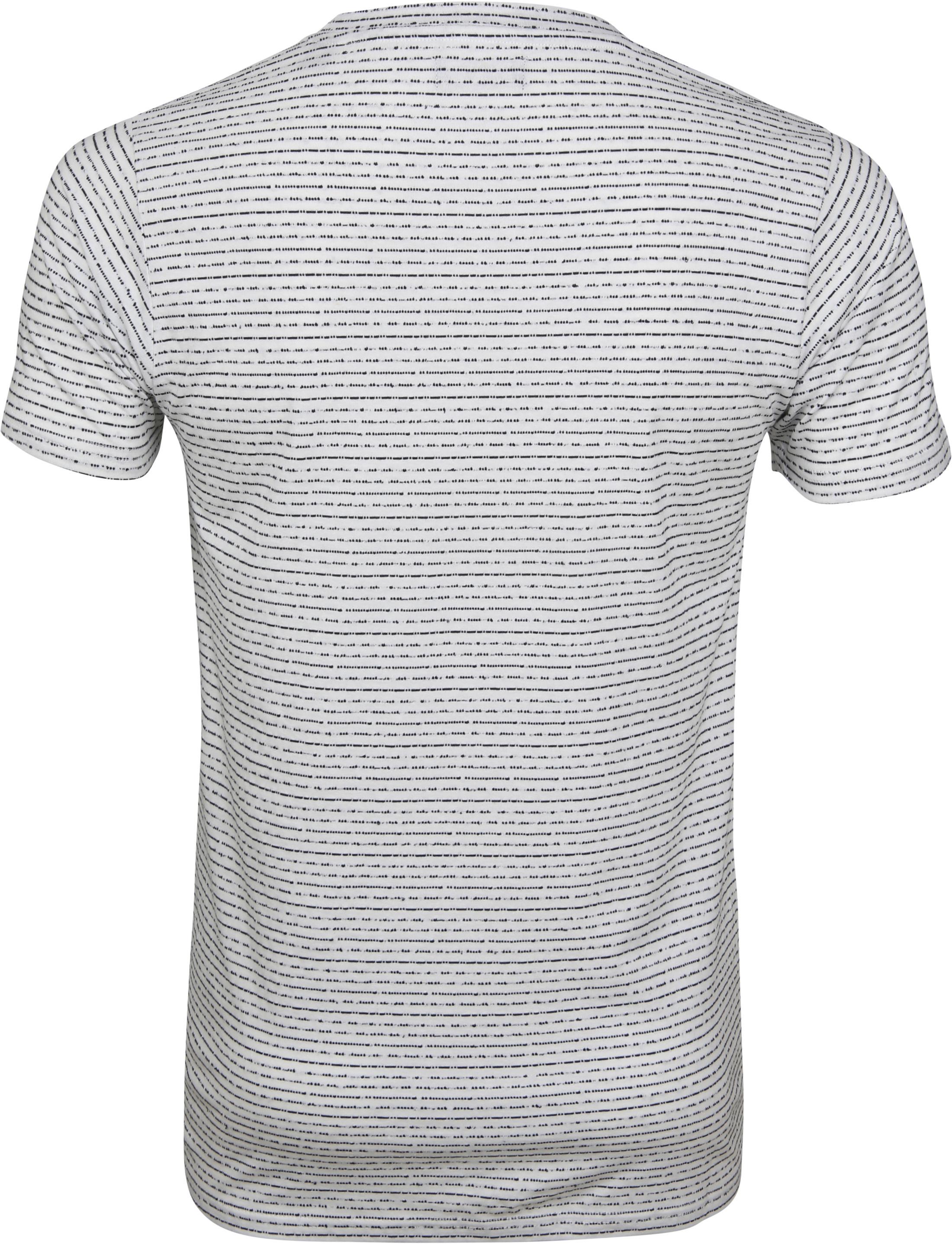 Dstrezzed T-shirt Fantasy Stripe foto 2