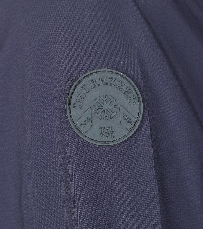 Dstrezzed Tech Shell Jacket Navy photo 2