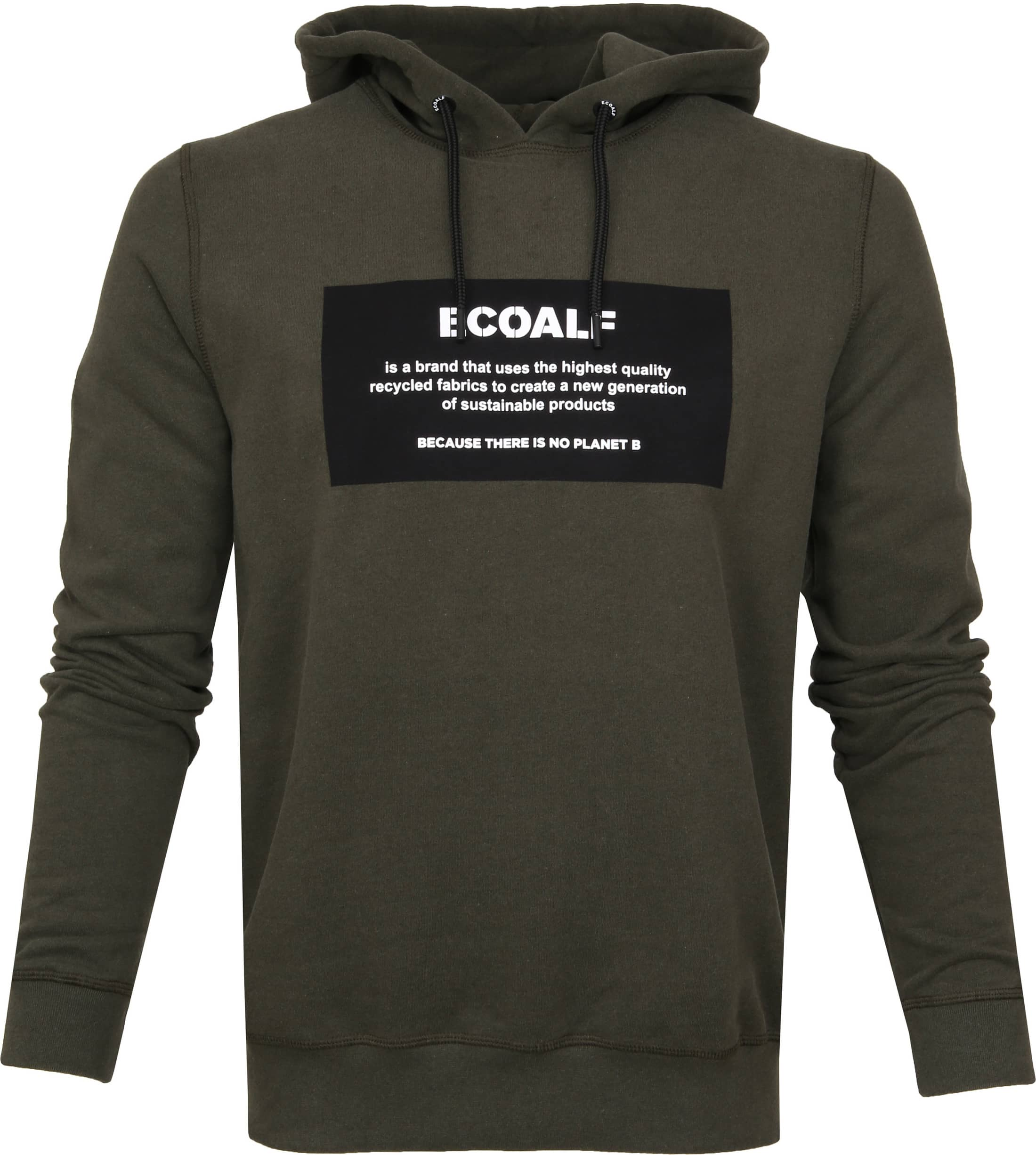 Ecoalf Belize Sweater Donkergroen