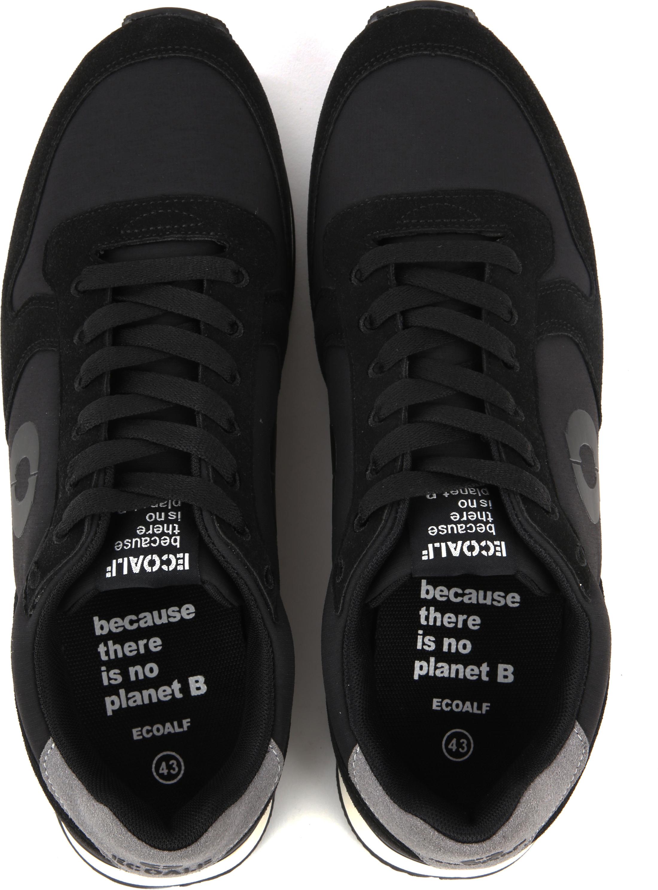 Ecoalf Sneaker Yale Black photo 4