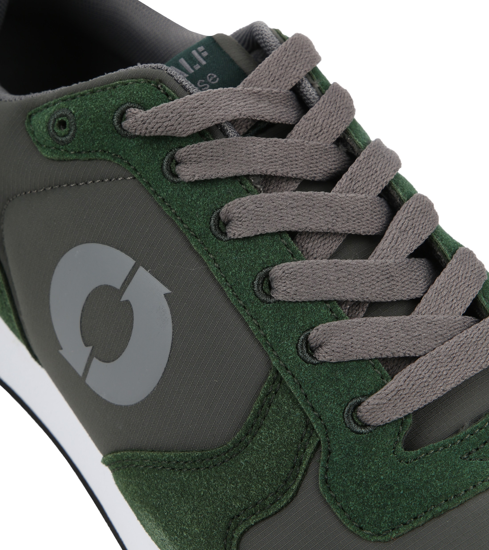 Ecoalf Sneaker Yale Groen foto 1