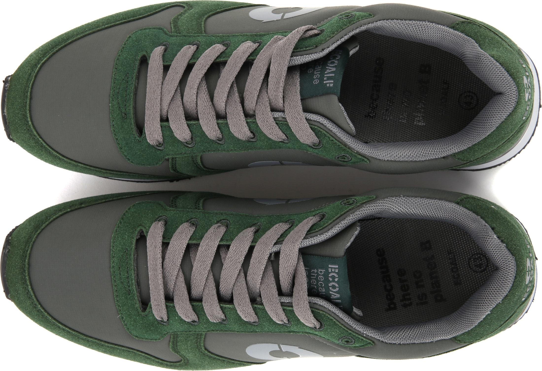 Ecoalf Sneaker Yale Groen foto 2