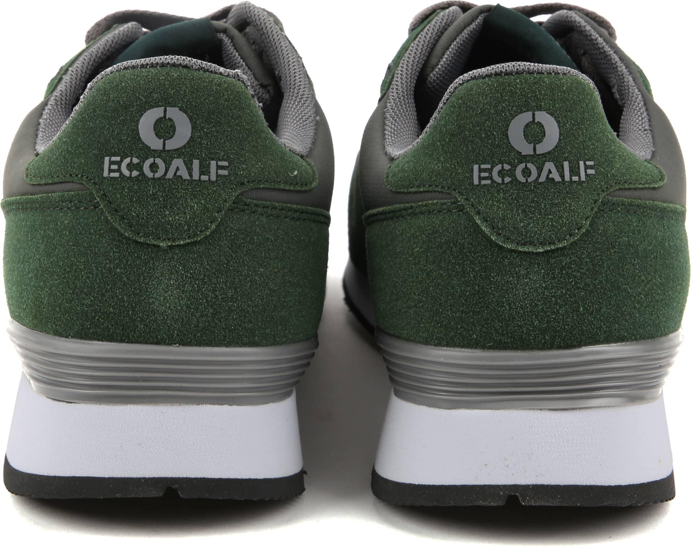 Ecoalf Sneaker Yale Groen foto 3